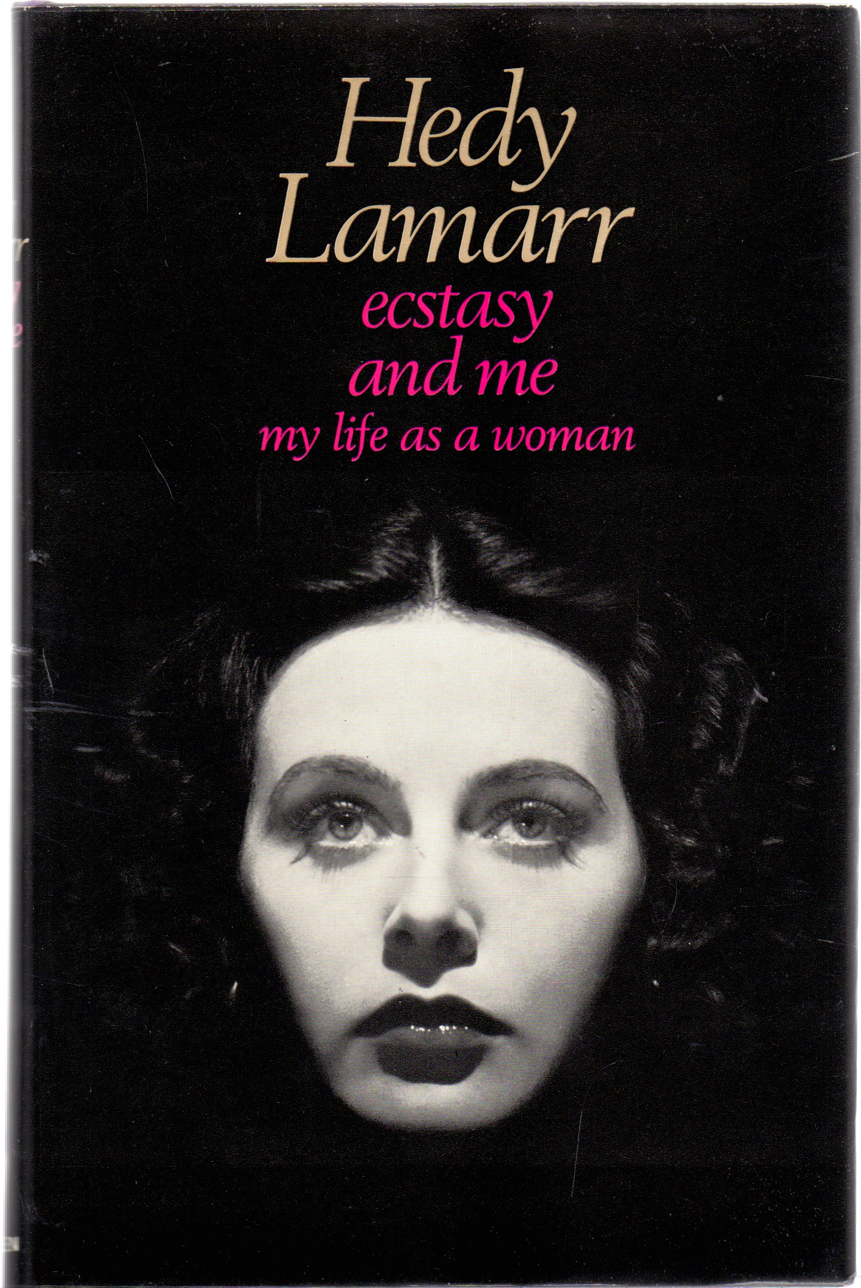 Image for Ecstasy and Me : My Life as a Woman
