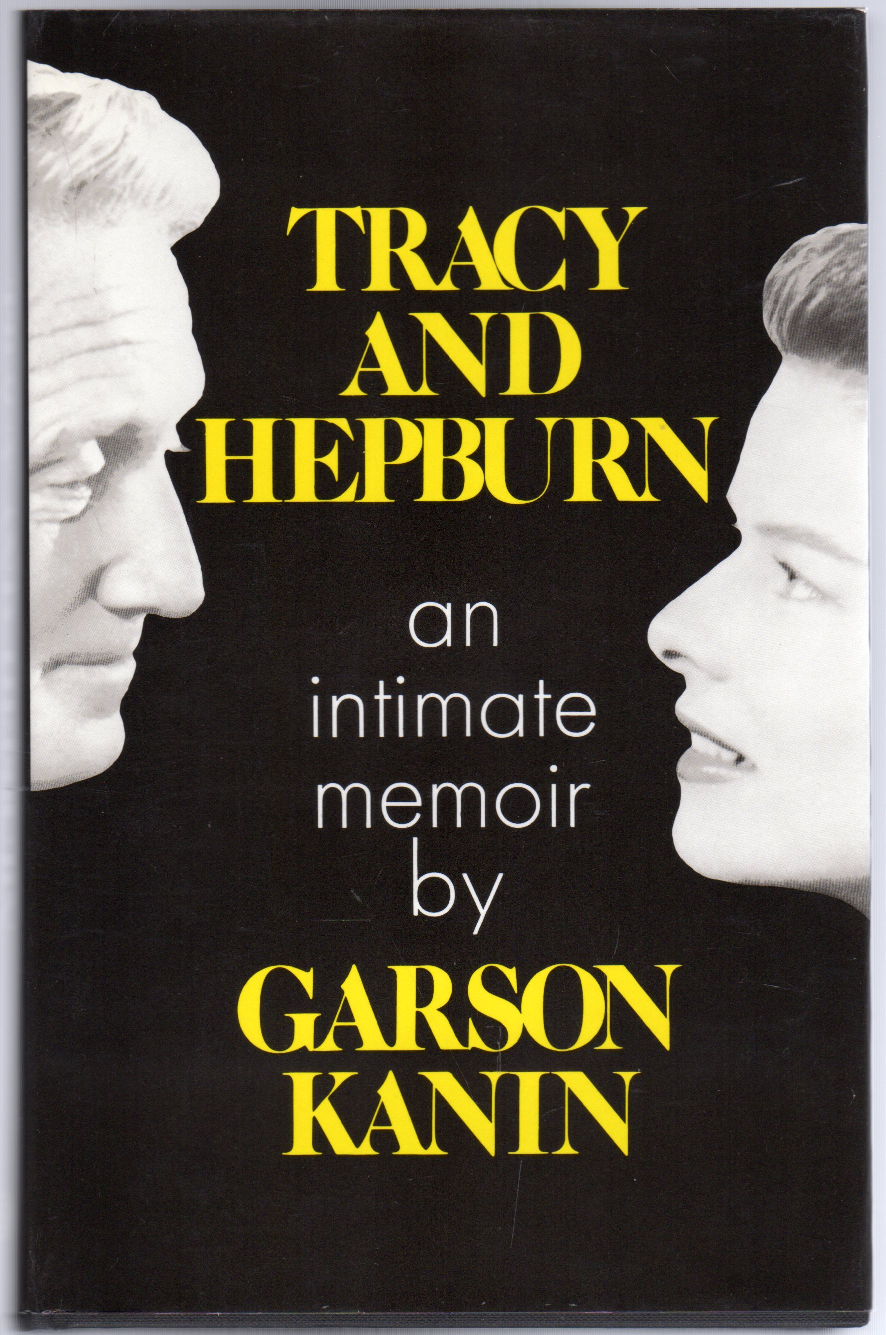 Image for Tracy and Hepburn : An Intimate Memoir