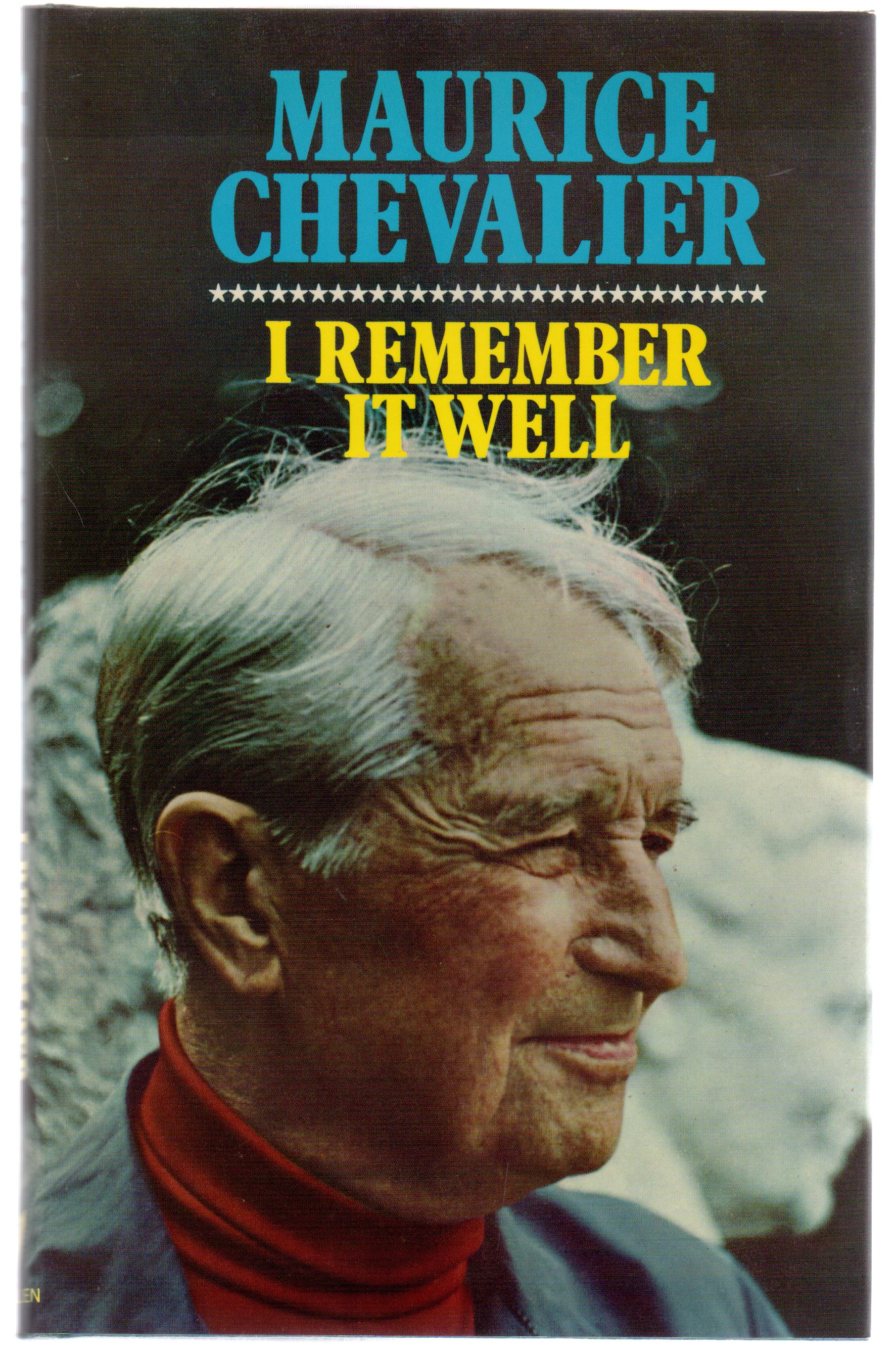Image for I Remember it Well - SIGNED COPY