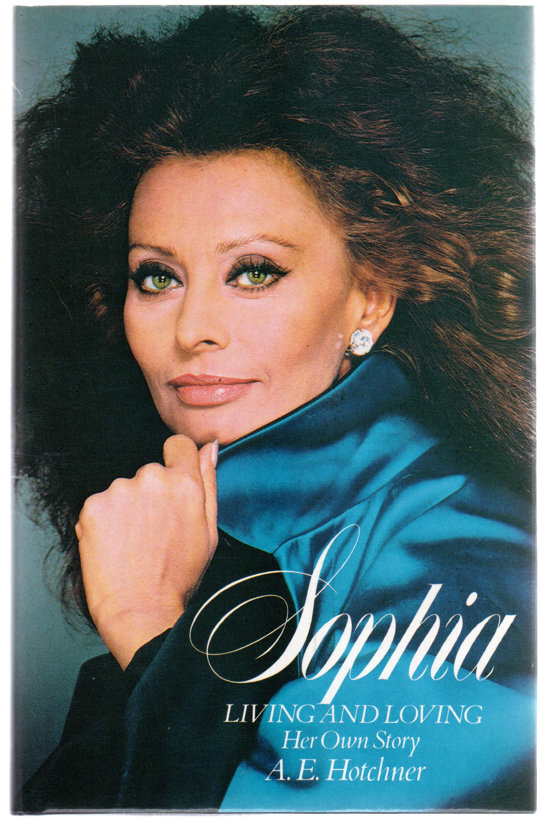 Image for Sophia: Living and Loving - SIGNED COPY