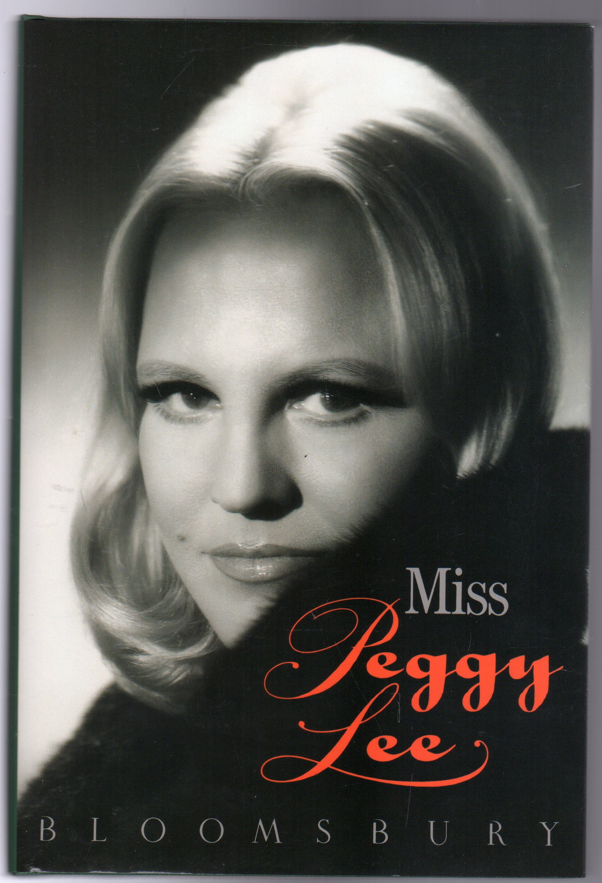 Image for Miss Peggy Lee : An Autobiography