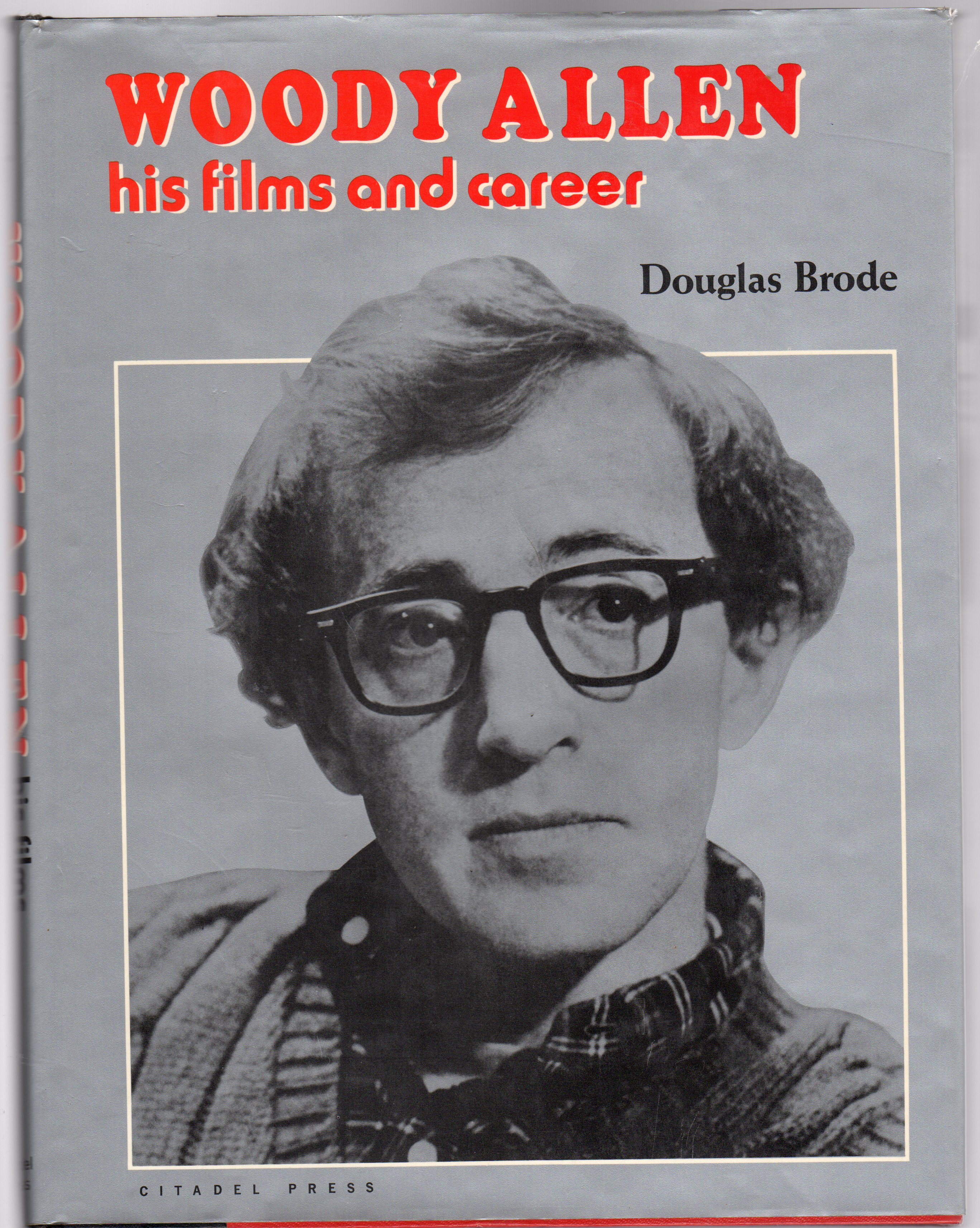 Image for Woody Allen: His Films and Career: Films & Career