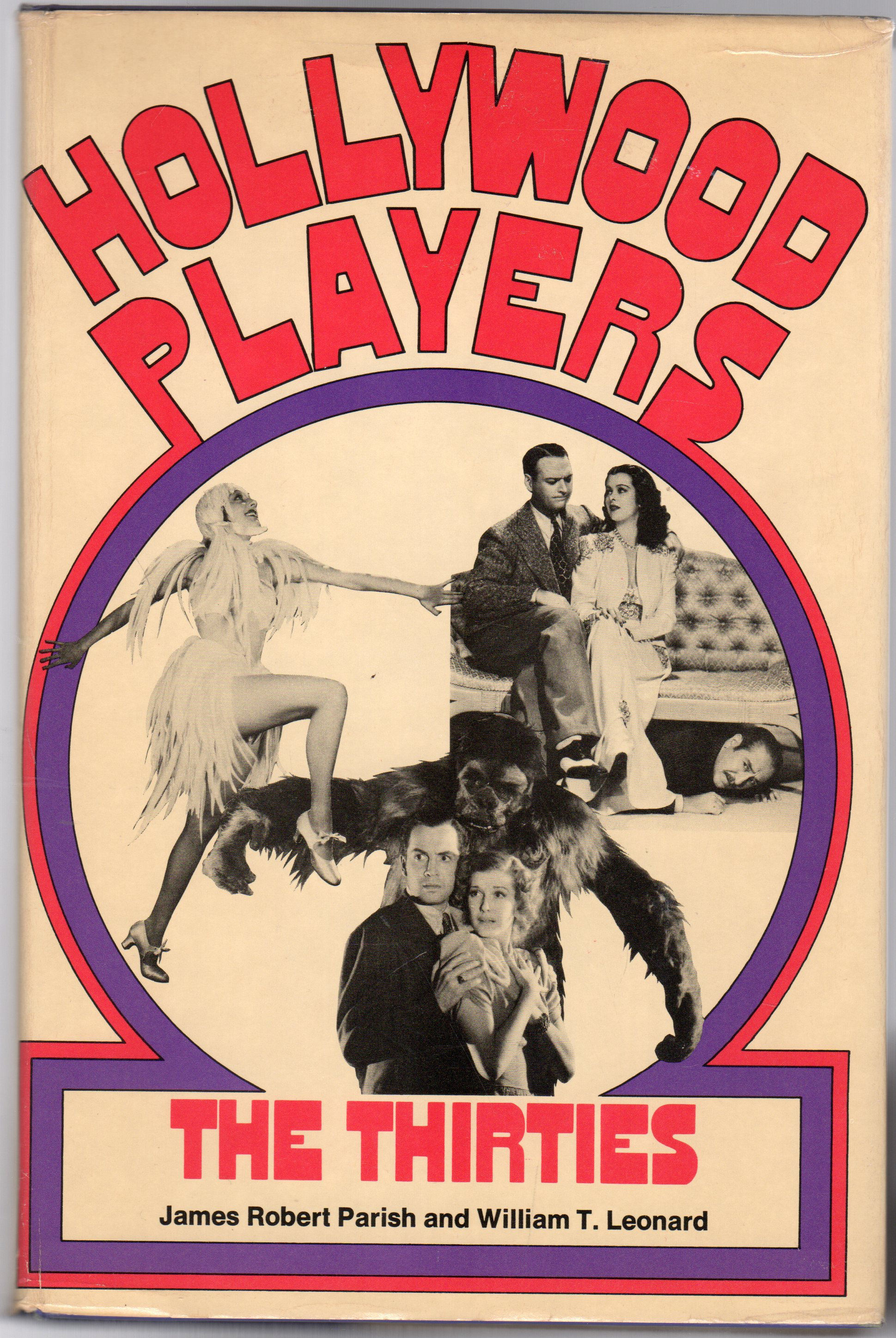 Image for Hollywood Players, the Thirties