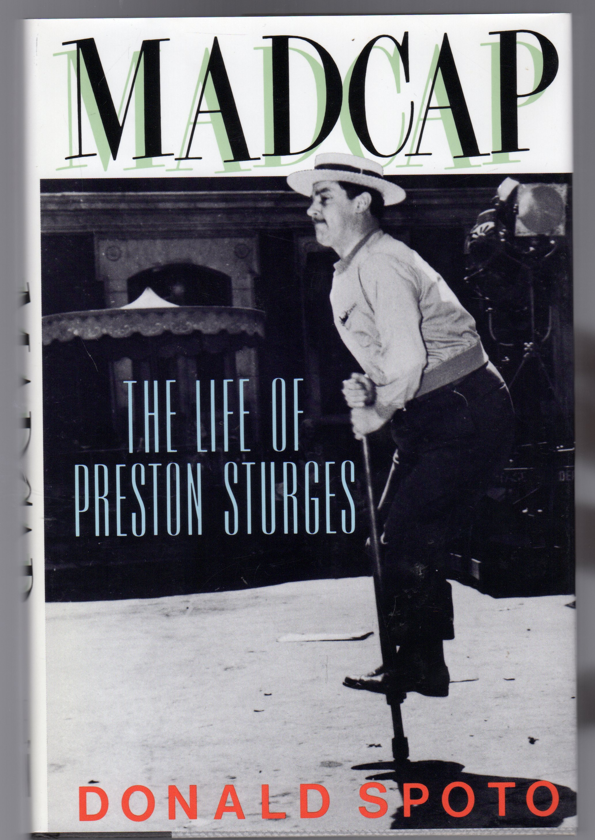 Image for Madcap : The Life of Preston Sturges