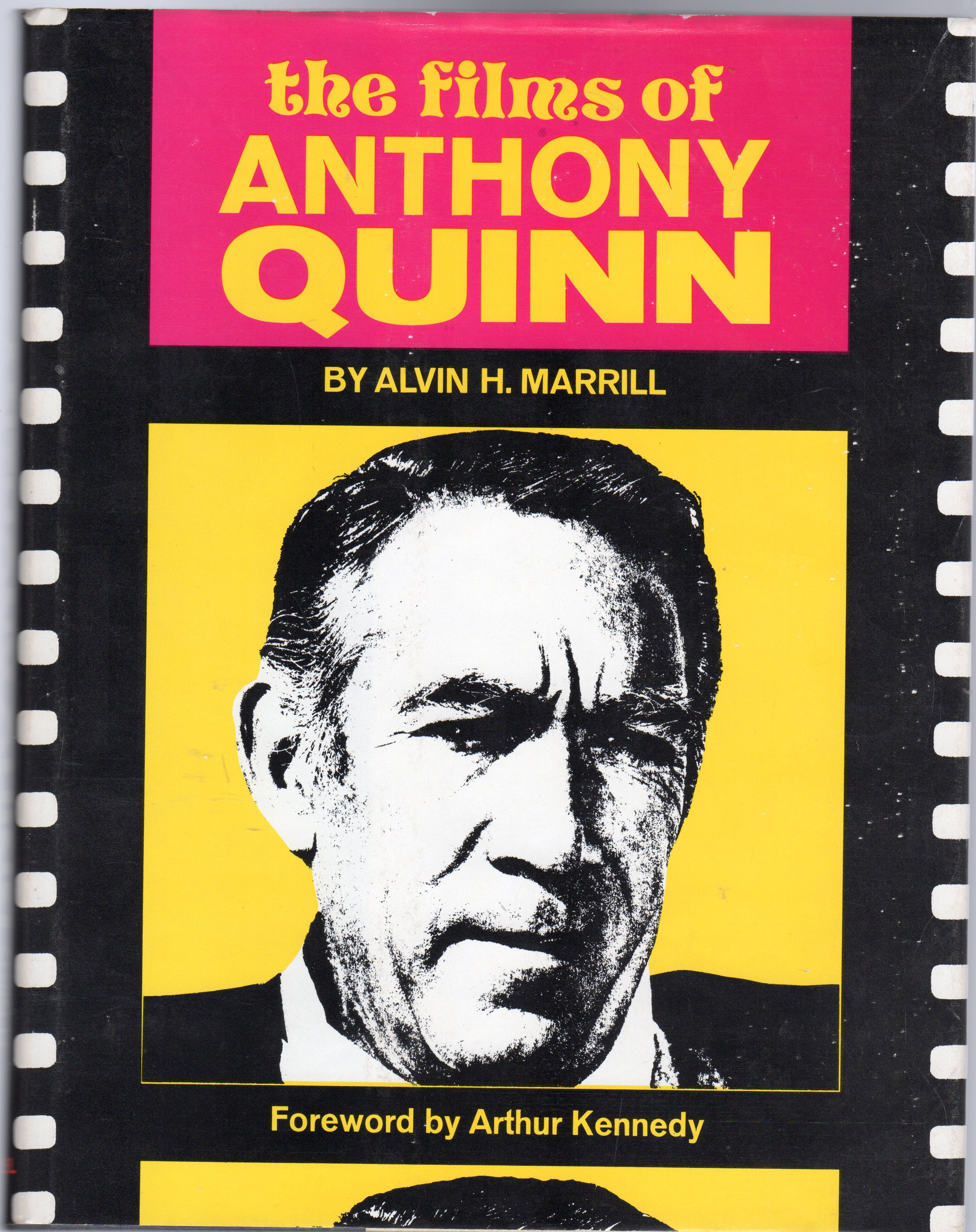 Image for The Films of Anthony Quinn