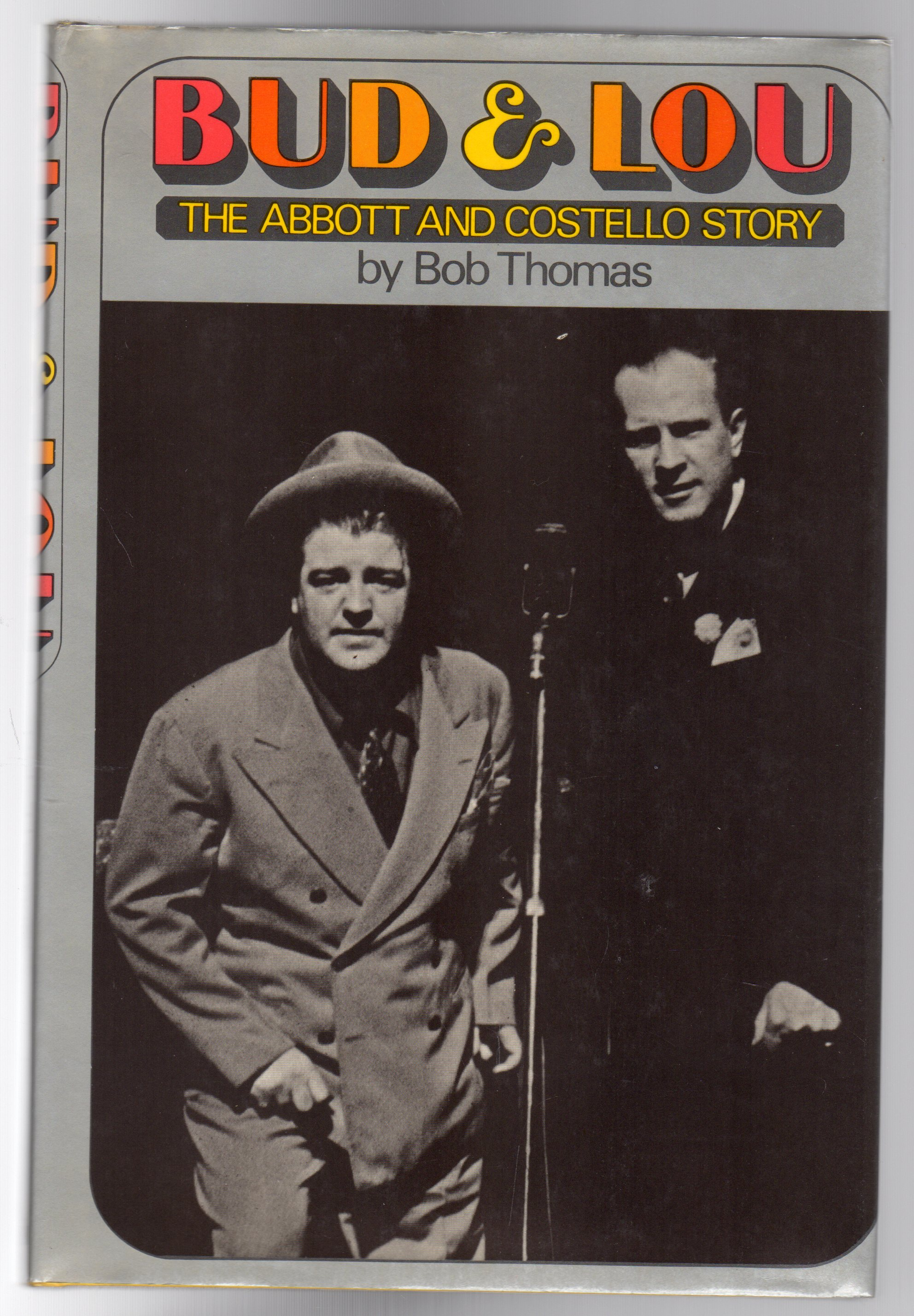 Image for Bud and Lou : The Abbott and Costello Story