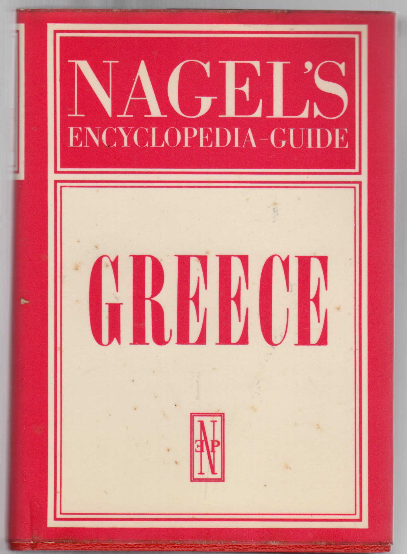 Image for Nagel's Encyclopedia Guide : Greece