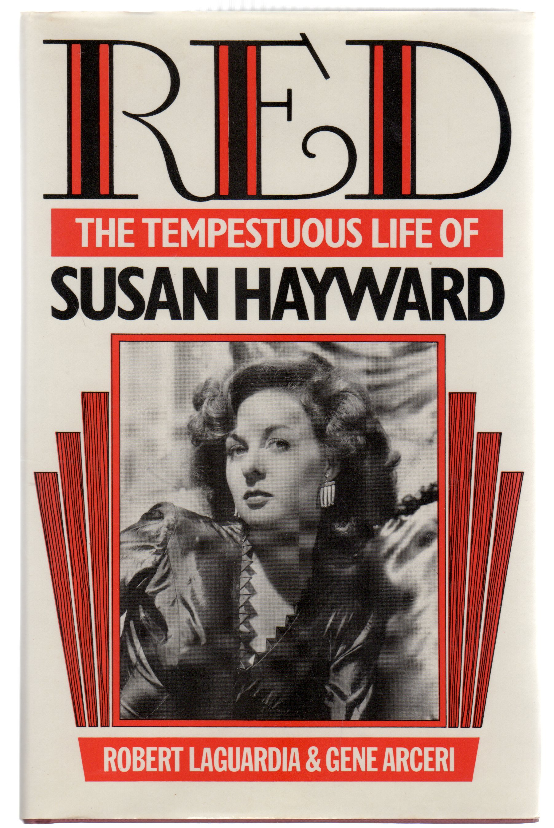 Image for Red : The Tempestuous Life of Susan Hayward