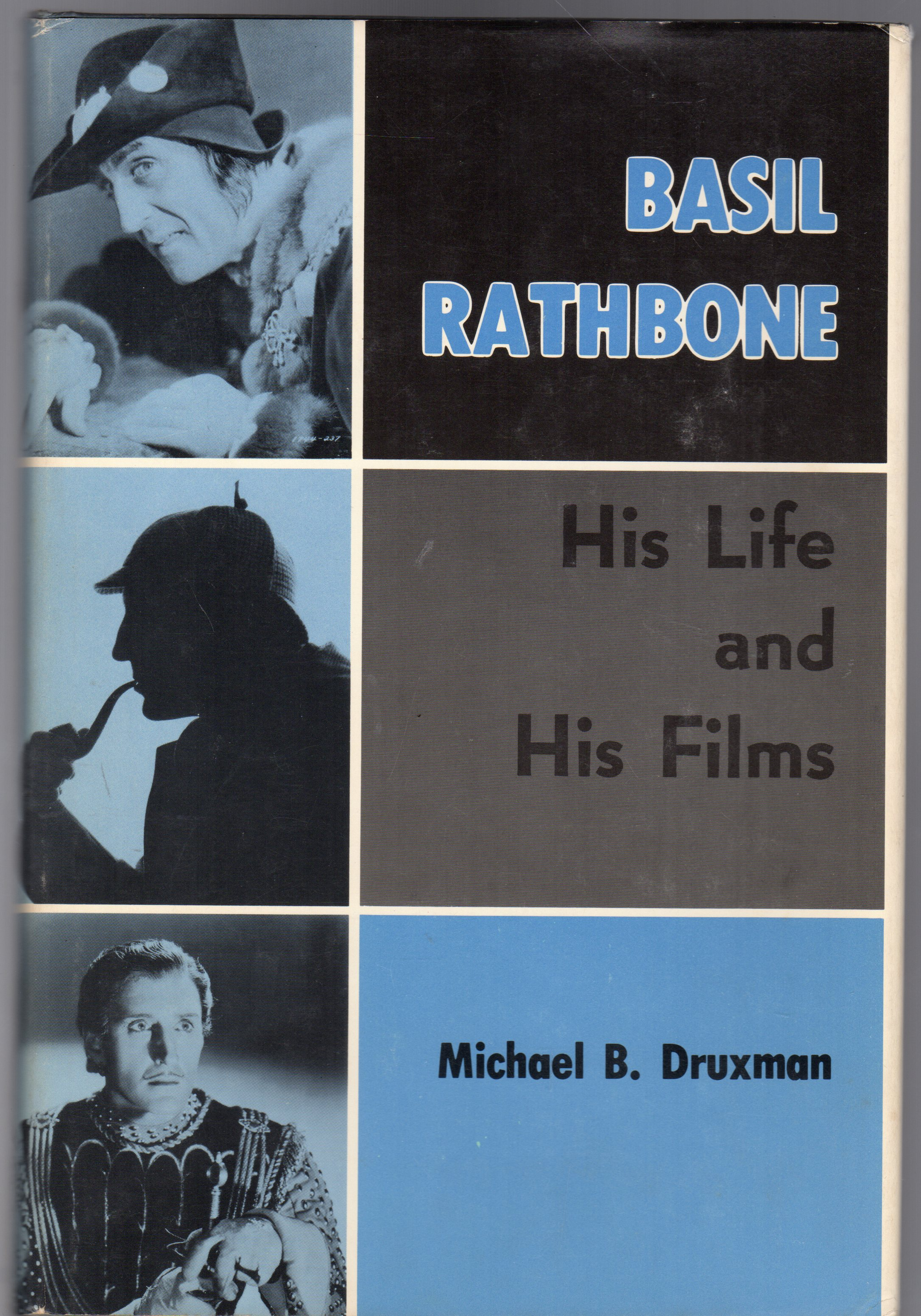 Image for Basil Rathbone : His Life and His Films