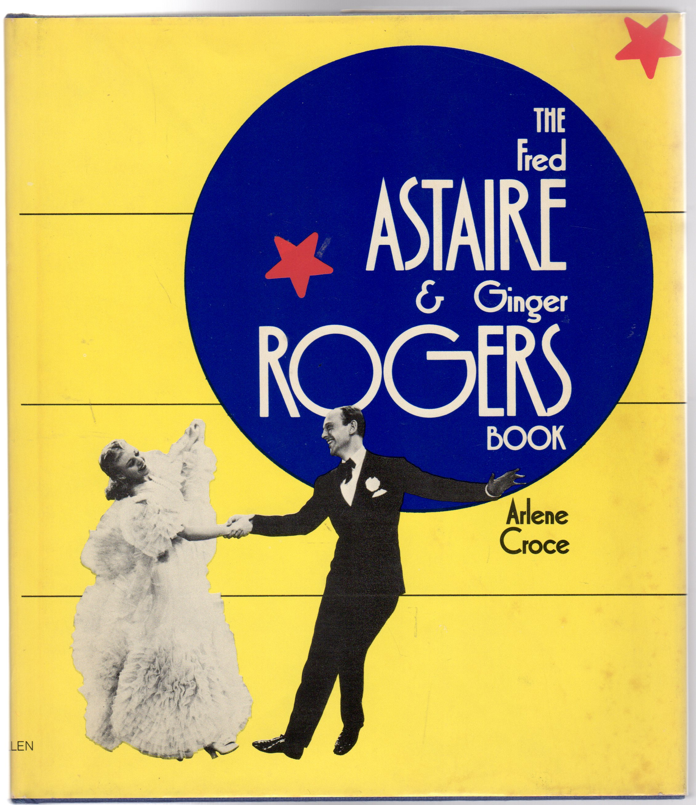 Image for The Fred Astaire and Ginger Rogers Book