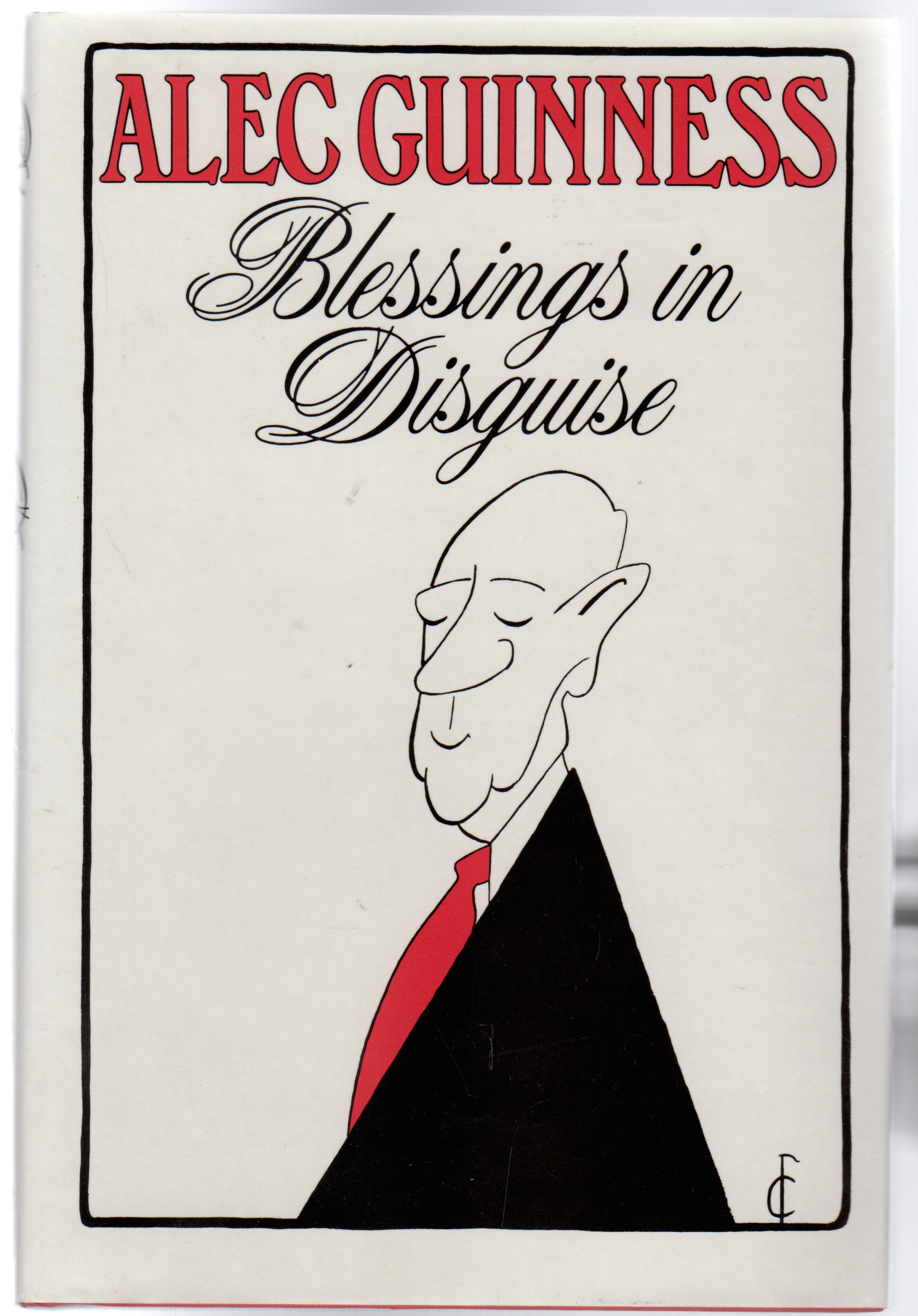 Image for Blessings in Disguise  (SIGNED COPY)