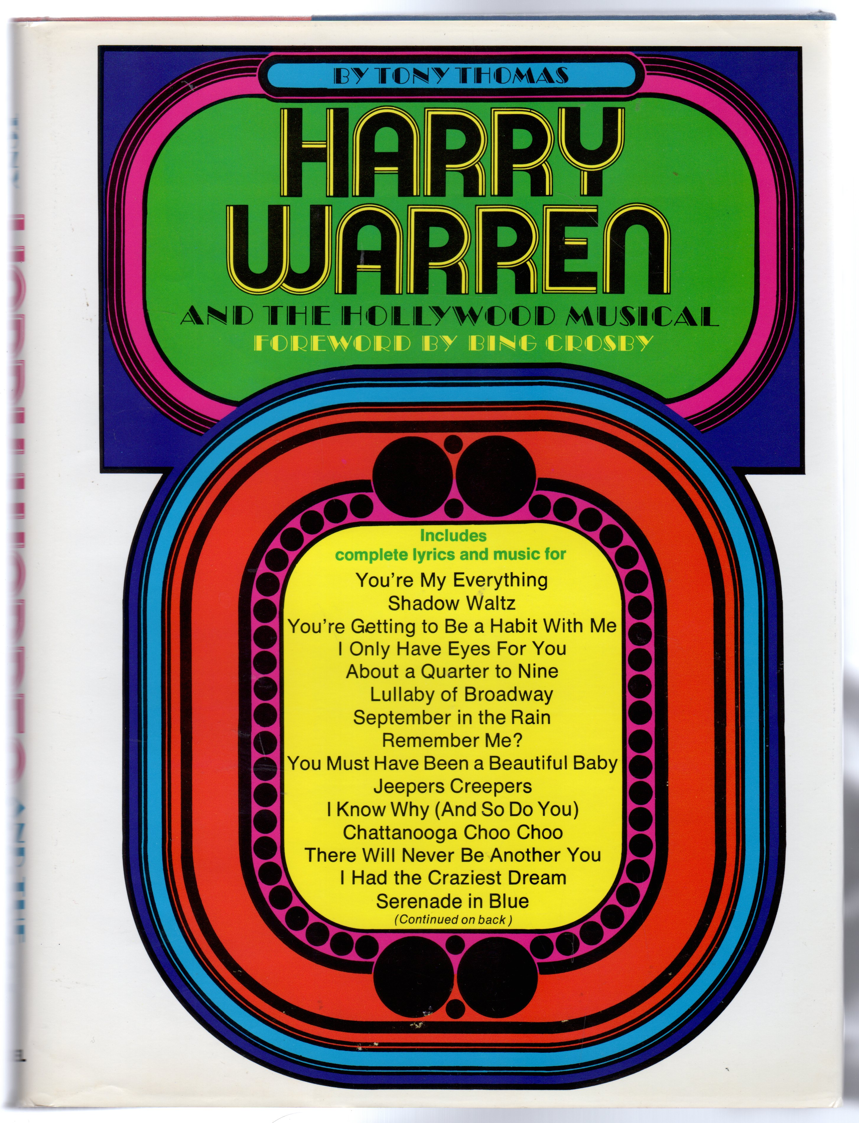 Image for Harry Warren and the Hollywood Musical