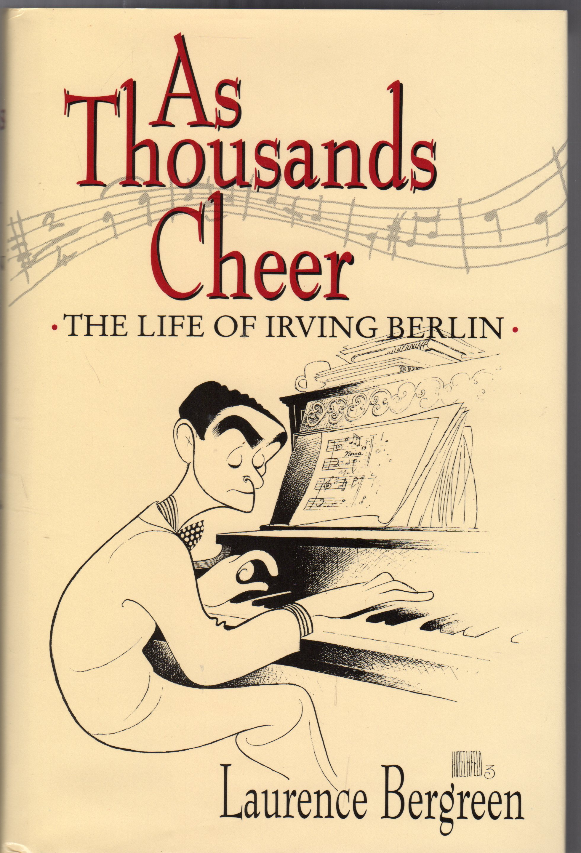 Image for As Thousands Cheer : The Life of Irving Berlin