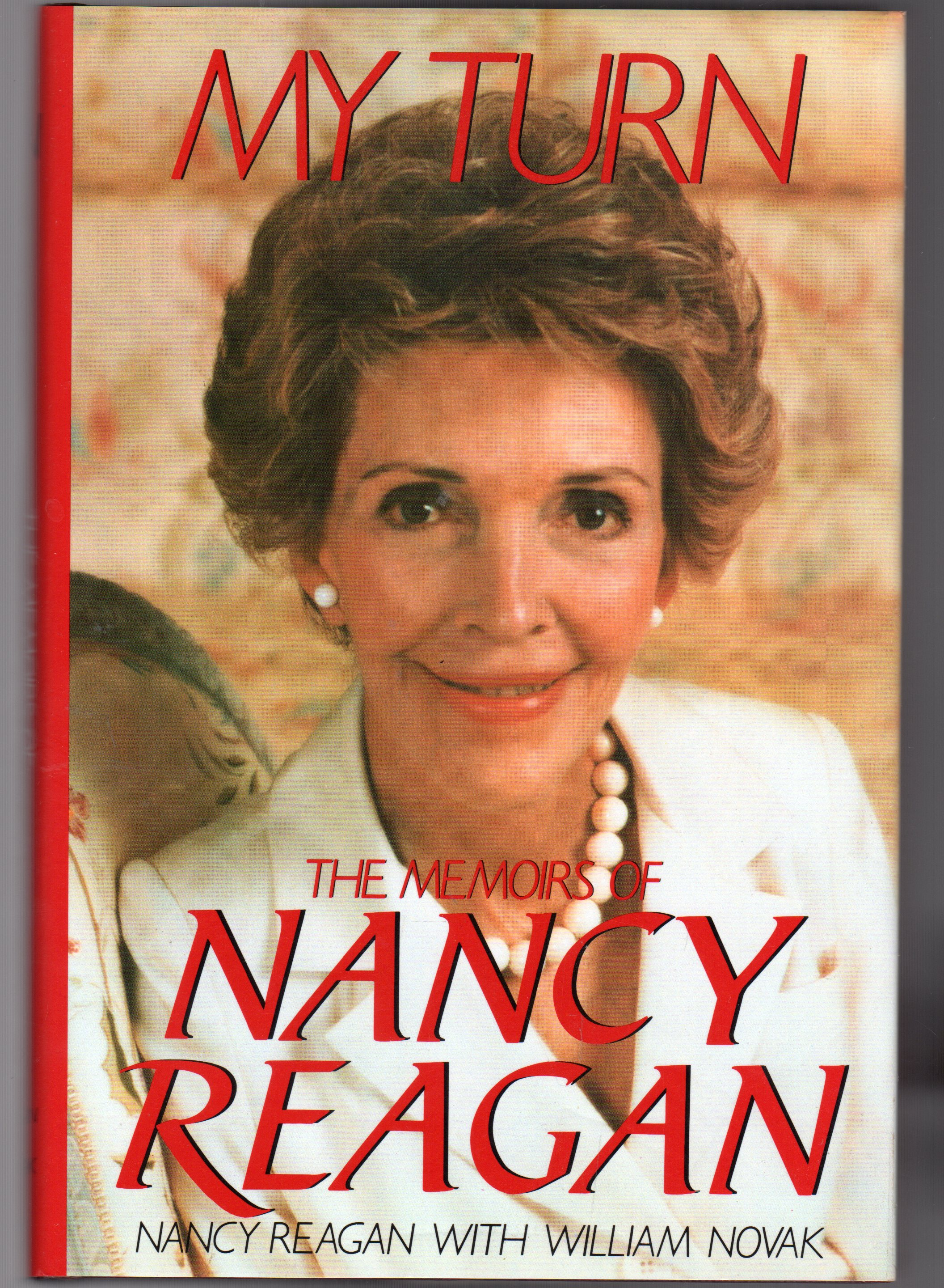 Image for My Turn : The Memoirs Of Nancy Reagan (SIGNED COPY)