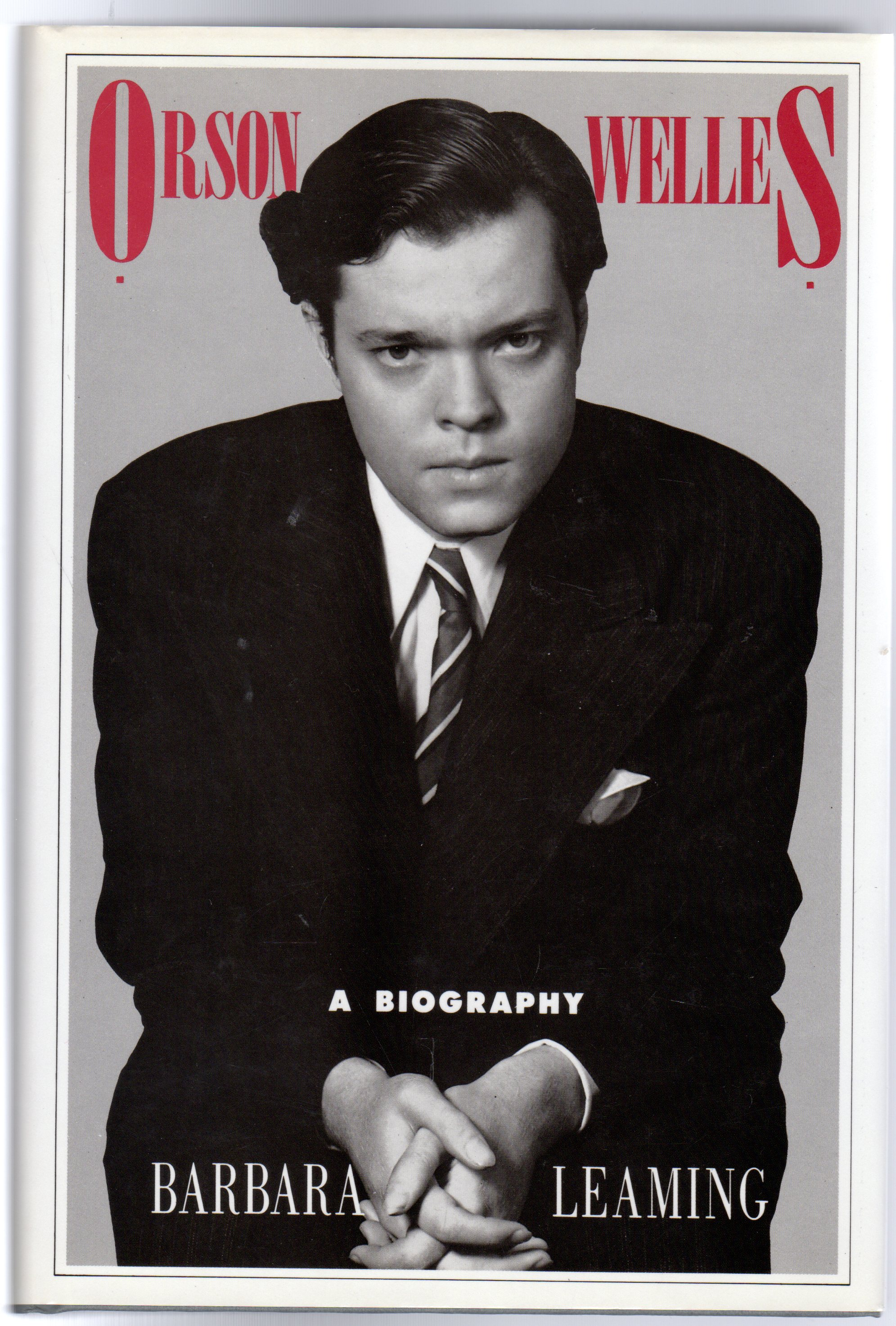 Image for Orson Welles : A Biography