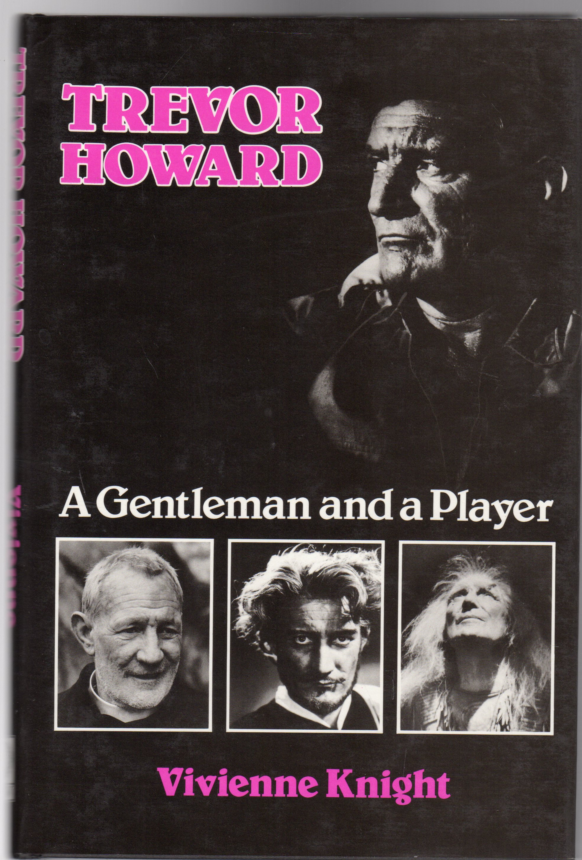 Image for Trevor Howard : A Gentleman and a Player
