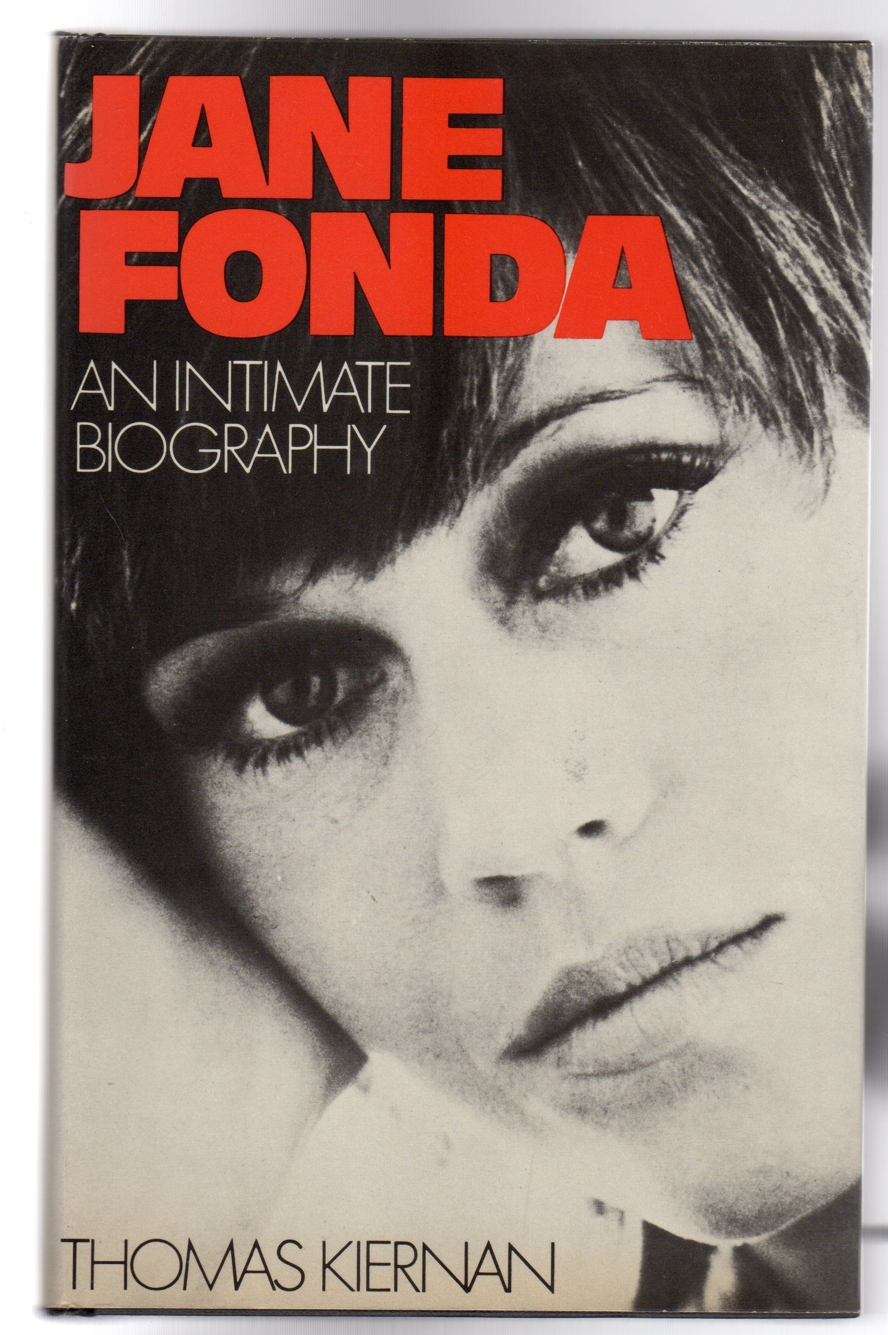 Image for Jane Fonda : An intimate Biography