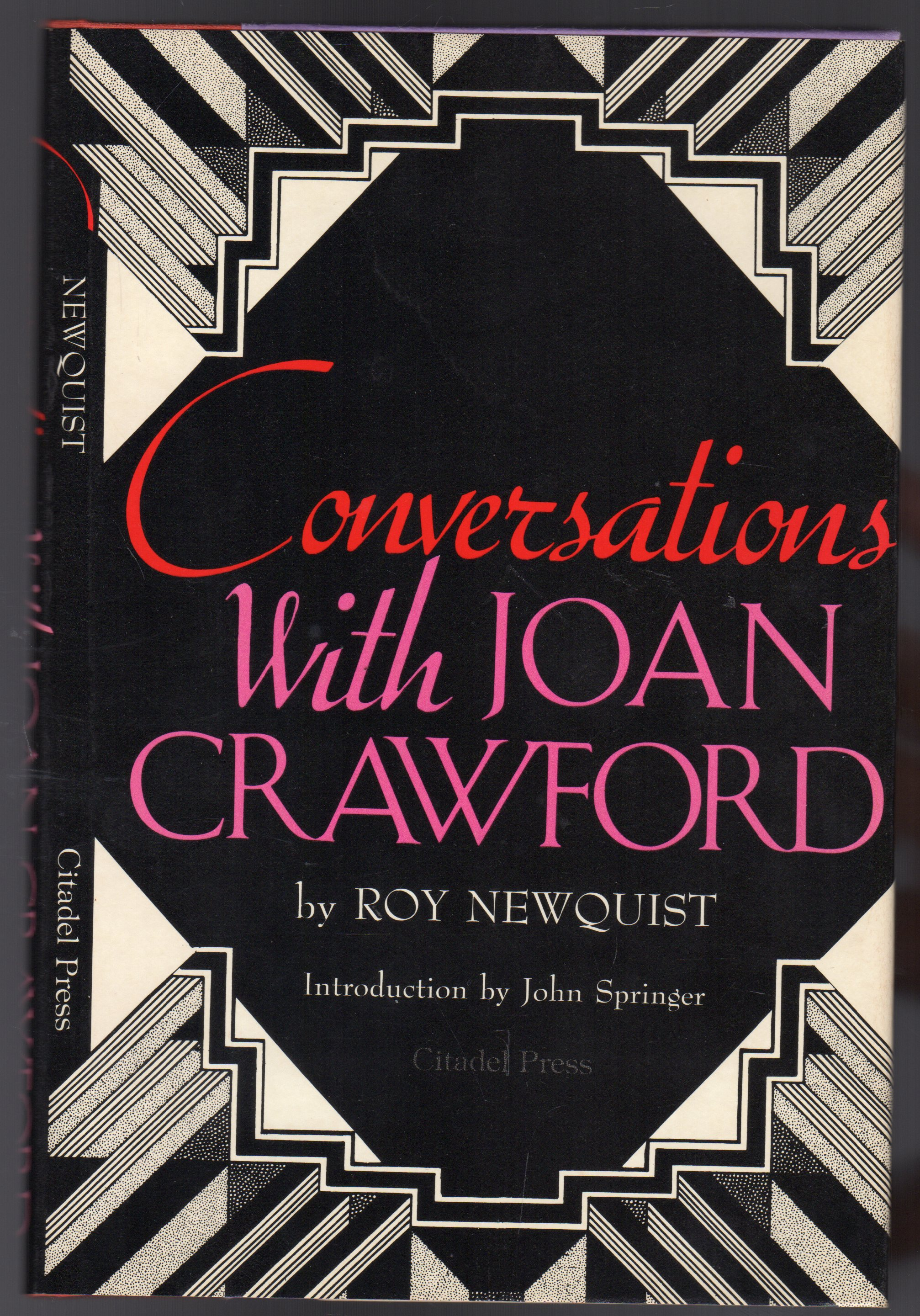 Image for Conversations with Joan Crawford