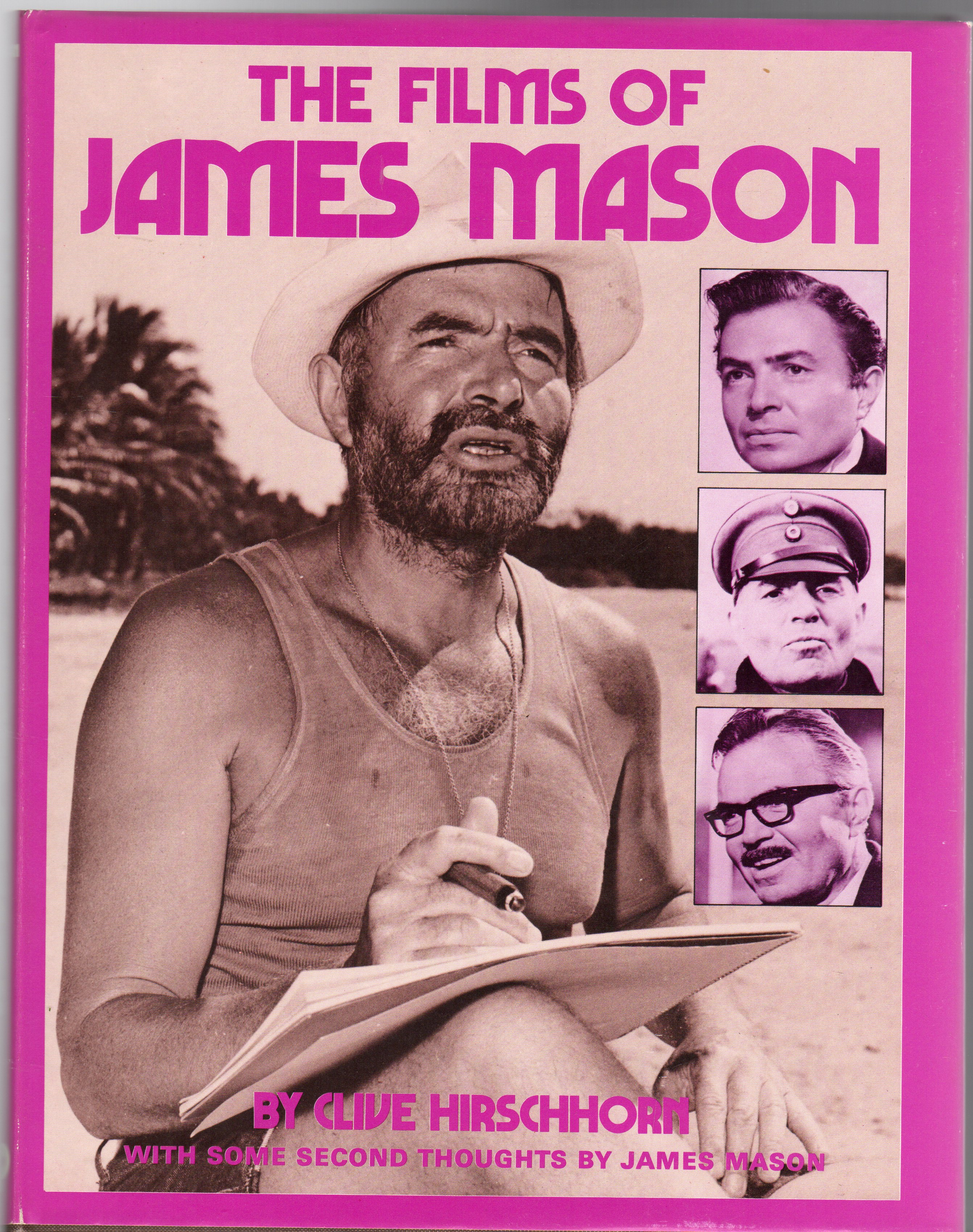 Image for The Films of James Mason (SIGNED COPY)