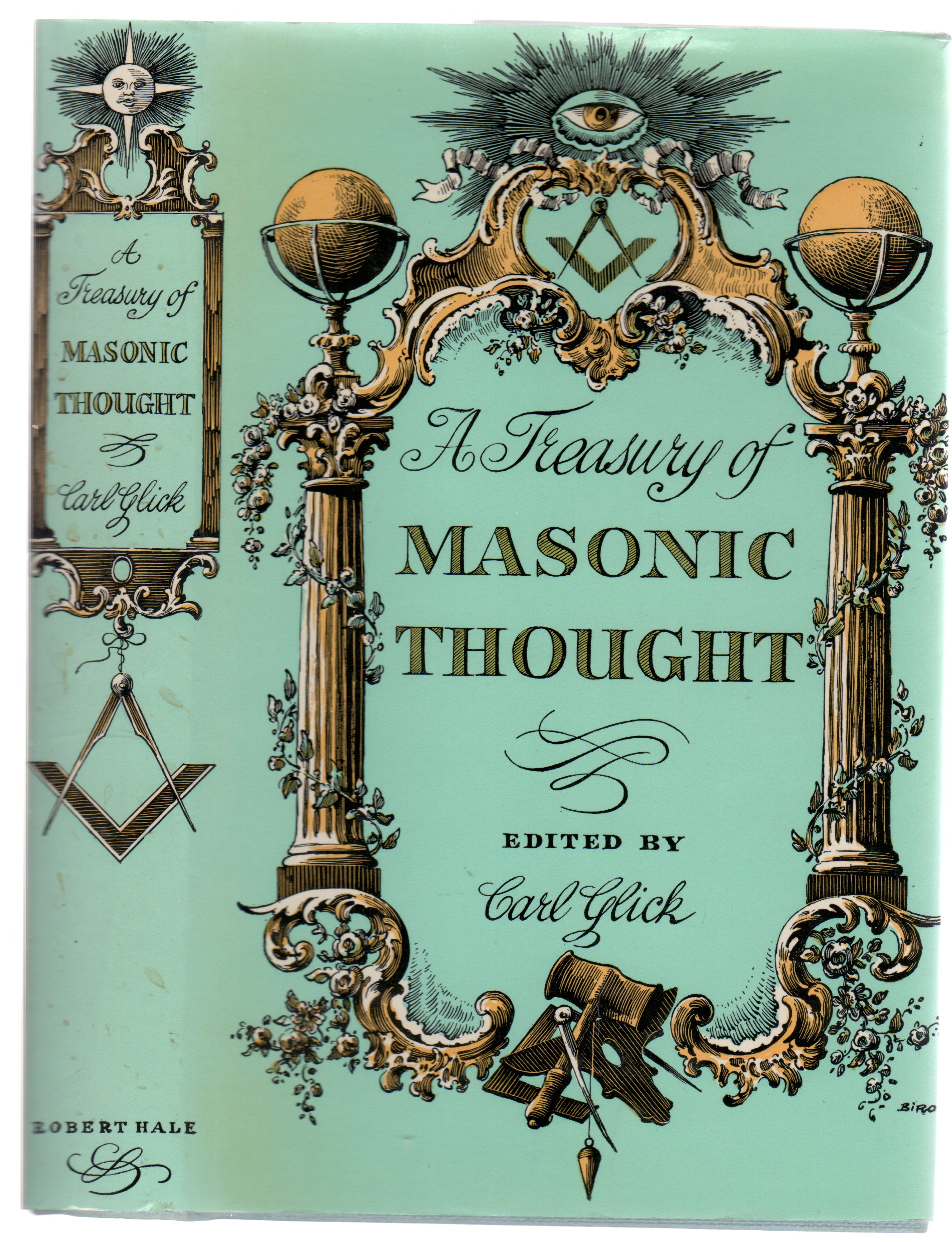 Image for A Treasury of Masonic Thought