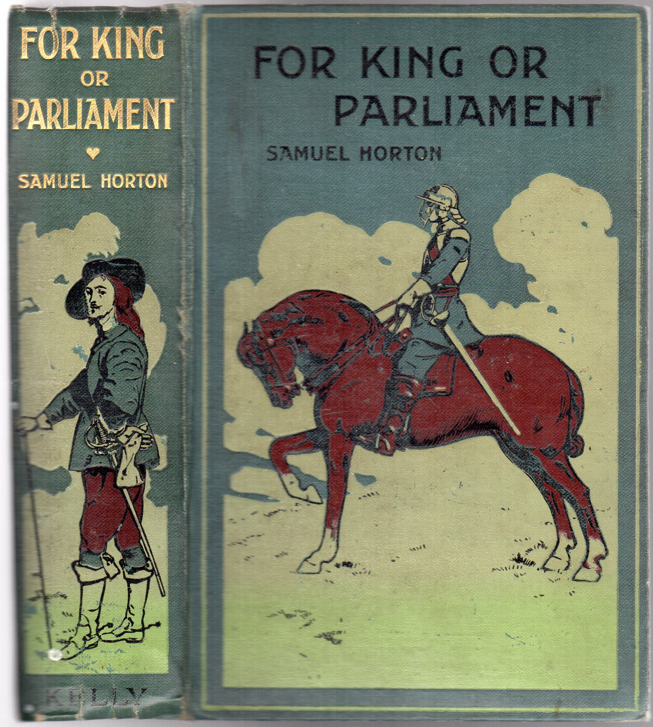 Image for For King or Parliament : The Story of a Yorkshire Roundhead