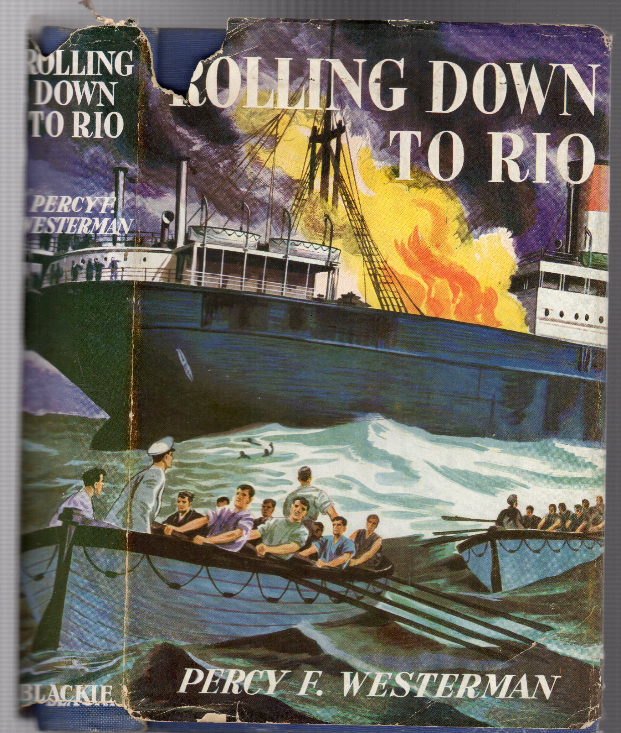 Image for Rolling Down to Rio