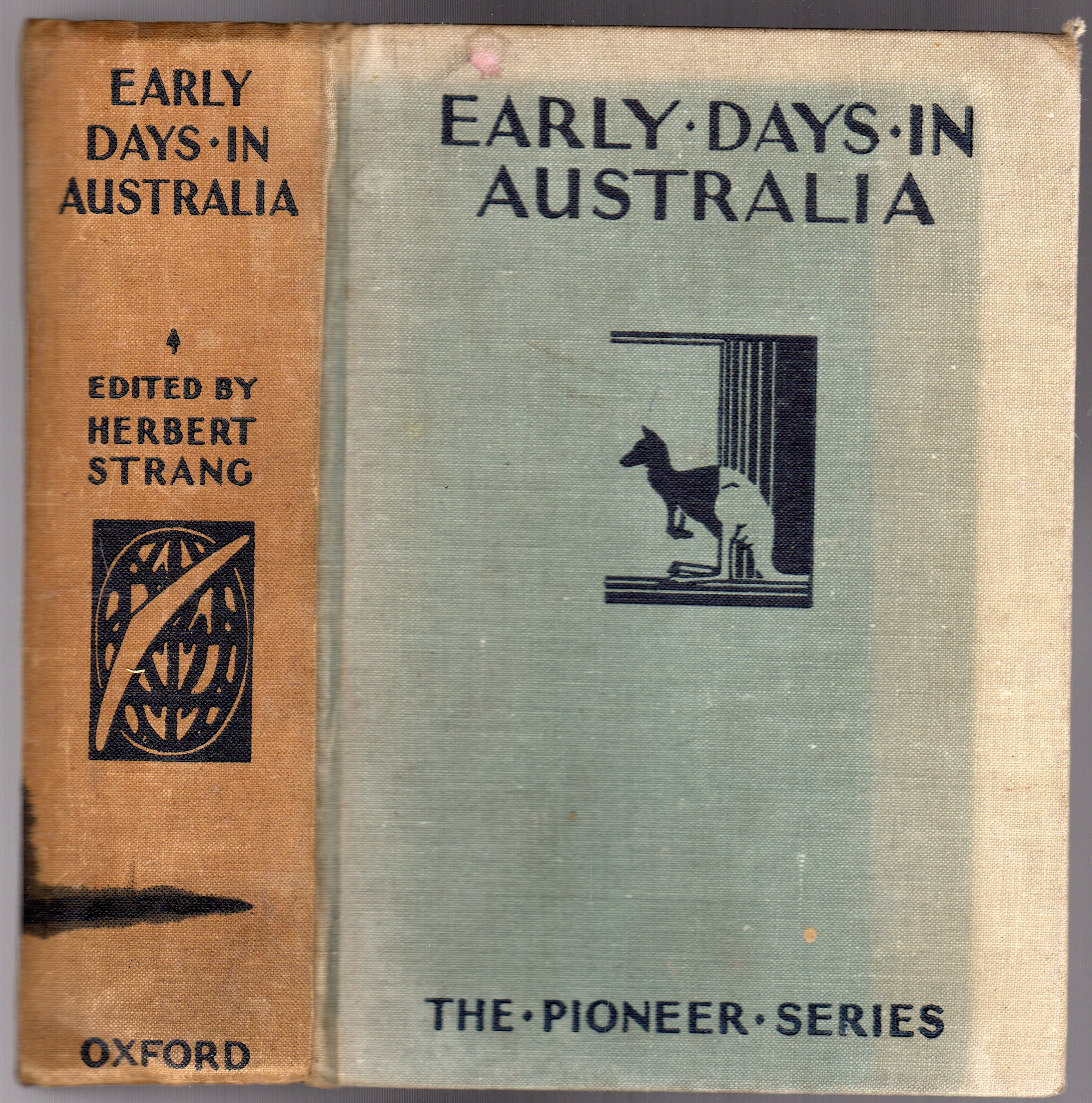 Image for Early Days in Australia : Stories of Discovery and Settlement