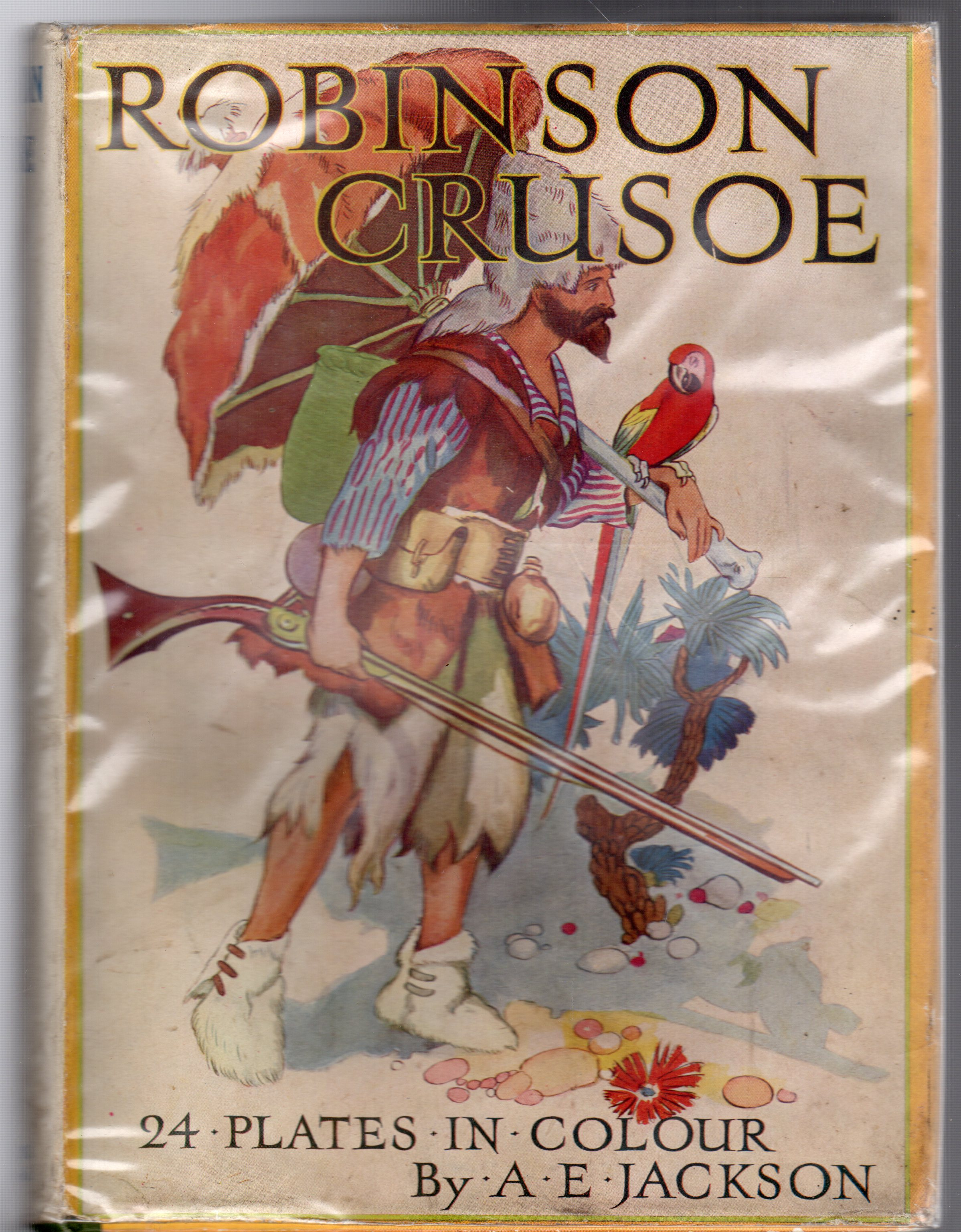 Image for The Adventures of Robinson Crusoe