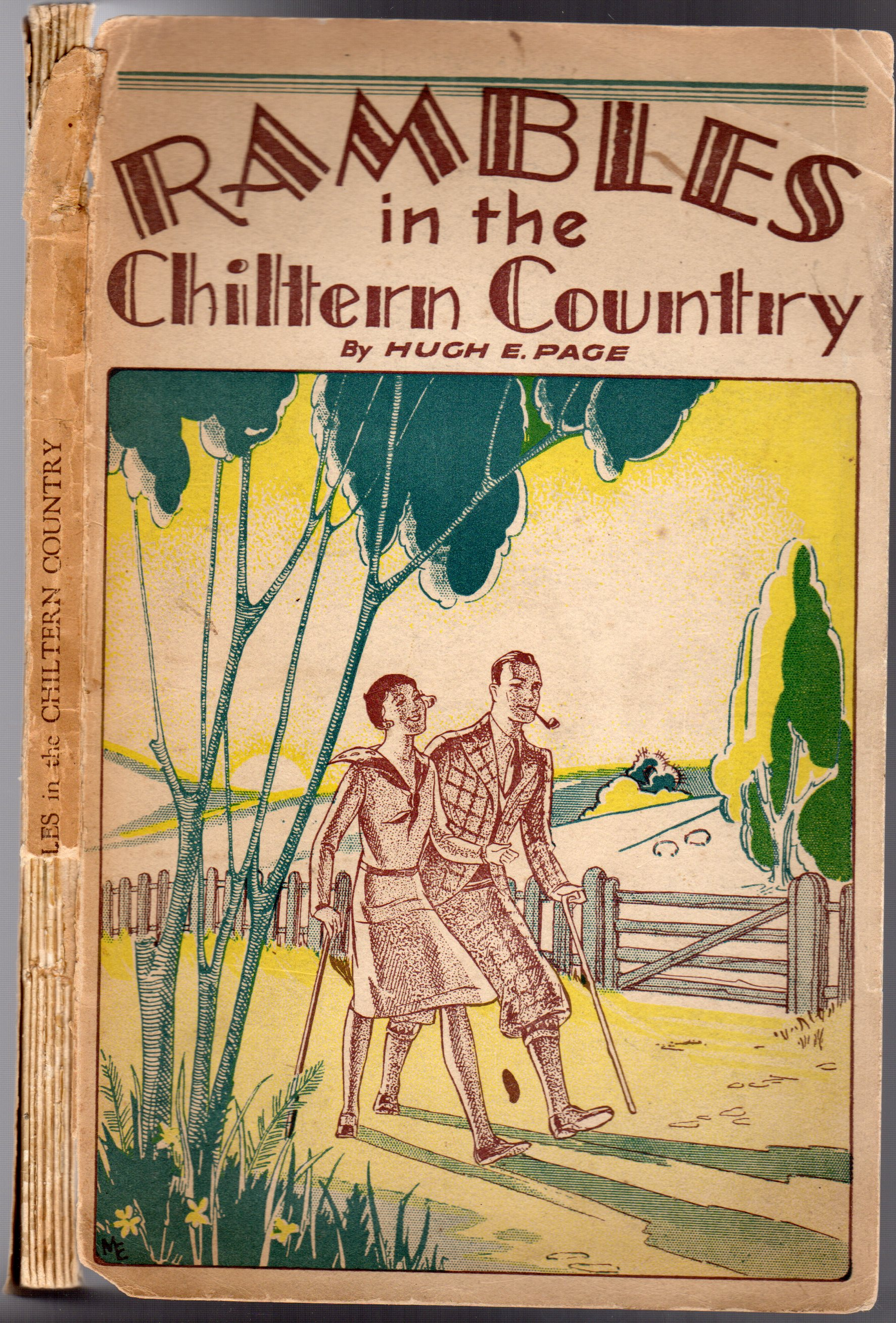 Image for Rambles in the Chiltern Country