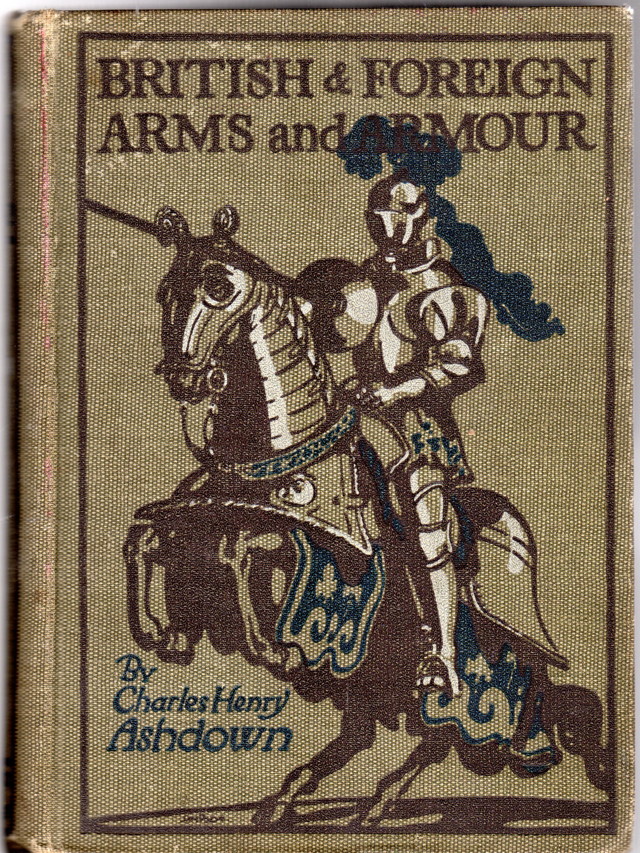 Image for British and Foreign Arms & Armour