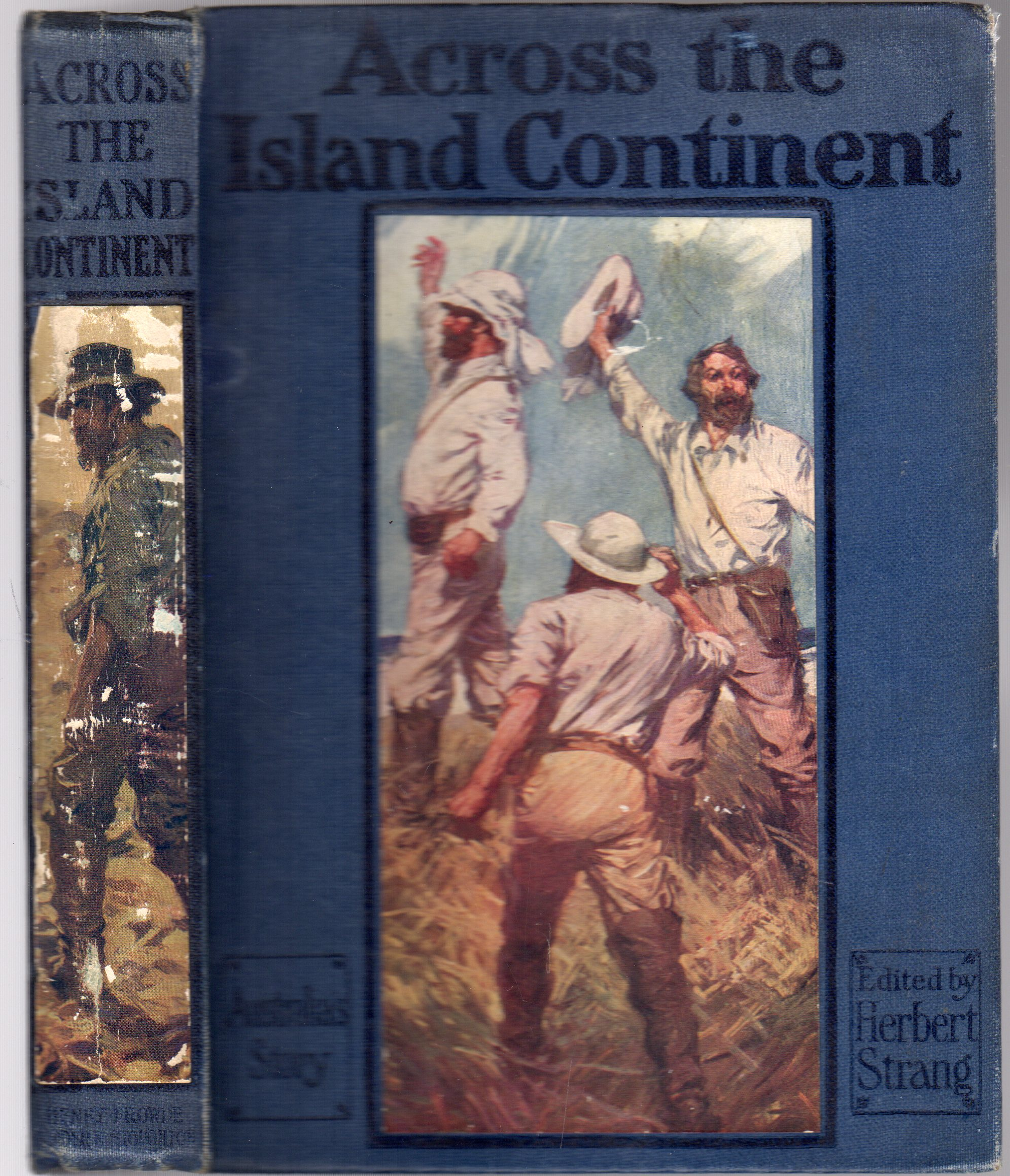 Image for Across the Island Continent: Australia's Story