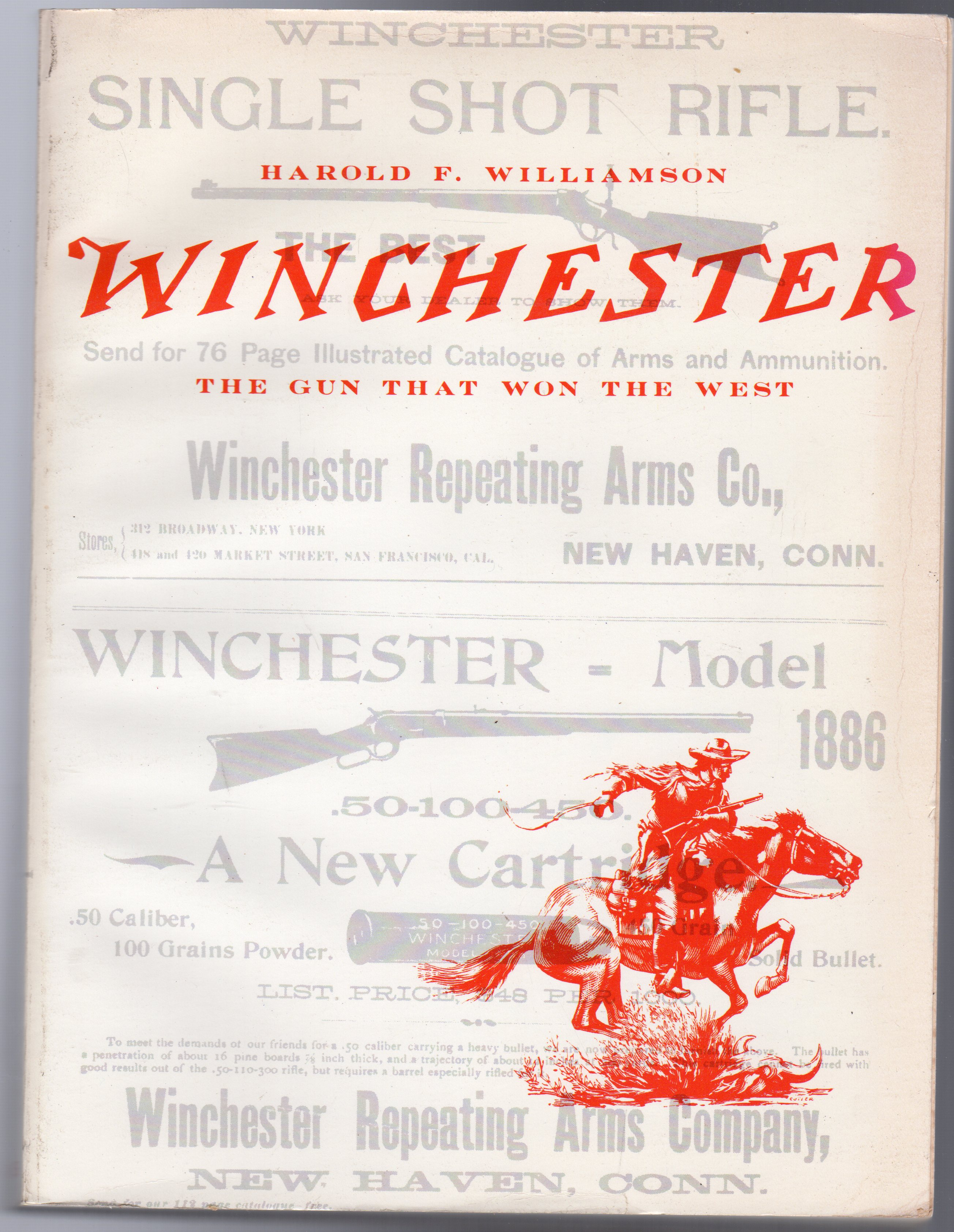 Image for Winchester : The Gun That Won the West