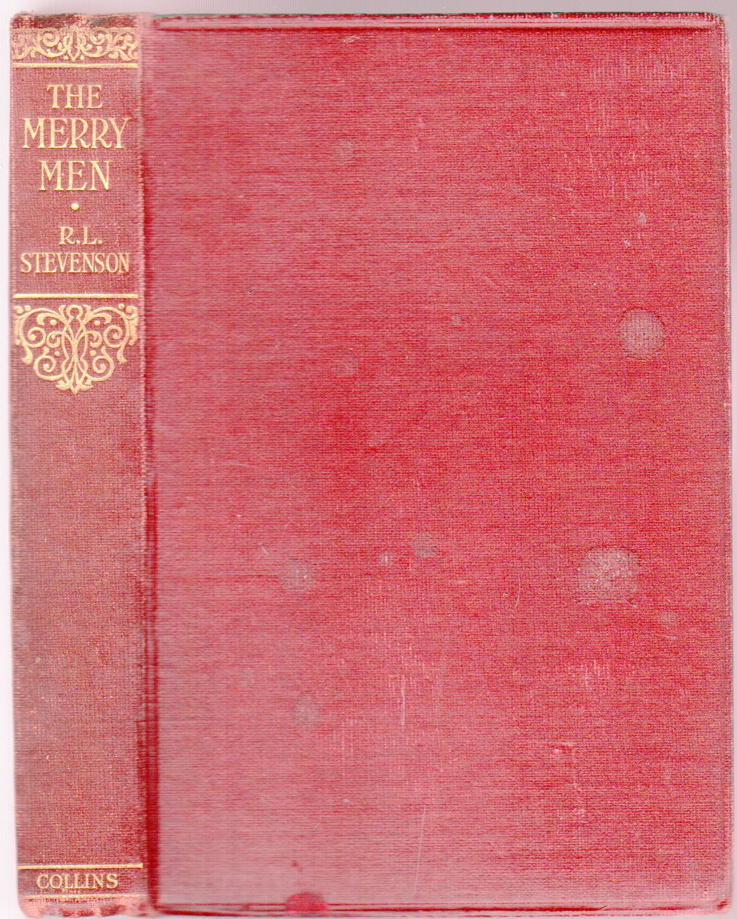 Image for The Merry Men And Other Tales and Fables