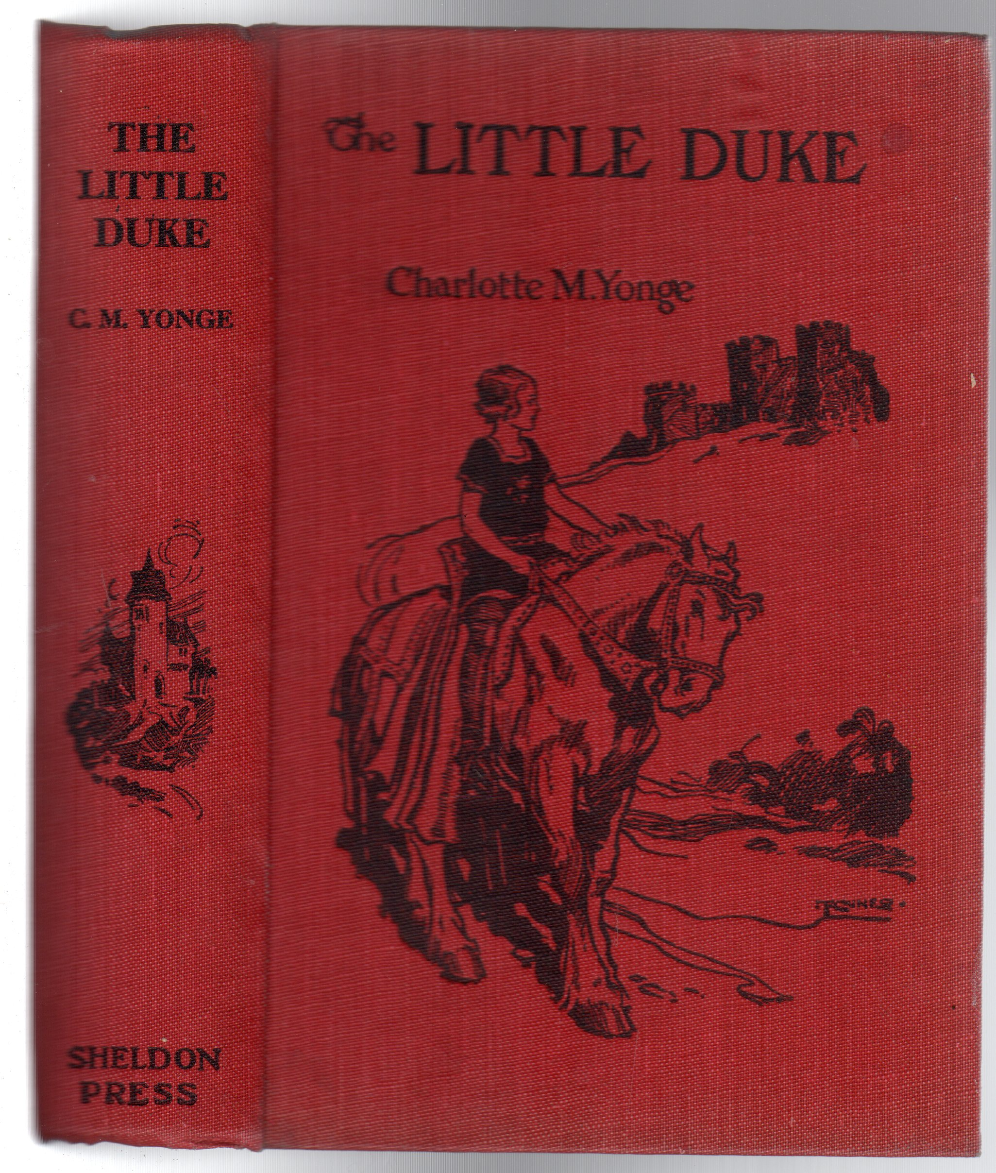 Image for The Little Duke or Richard the Fearless