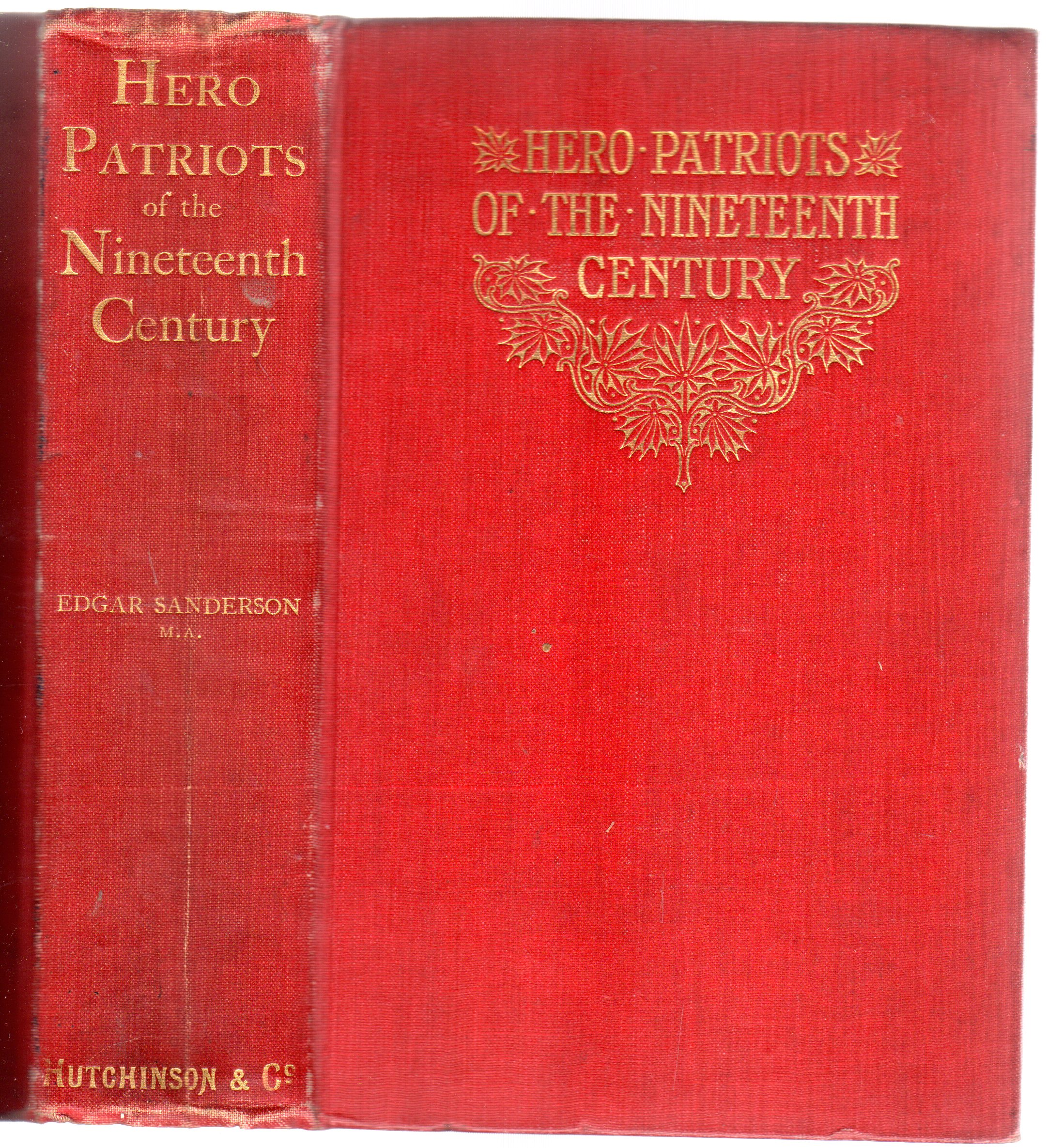 Image for Hero Patriots of the Nineteenth Century