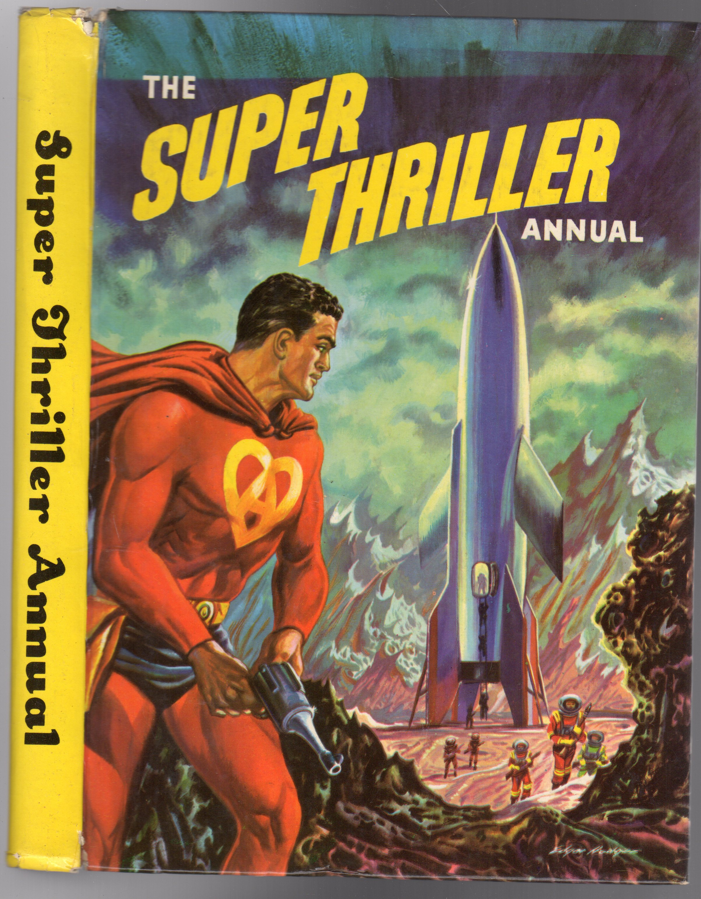 Image for Super Thriller Annual 1959