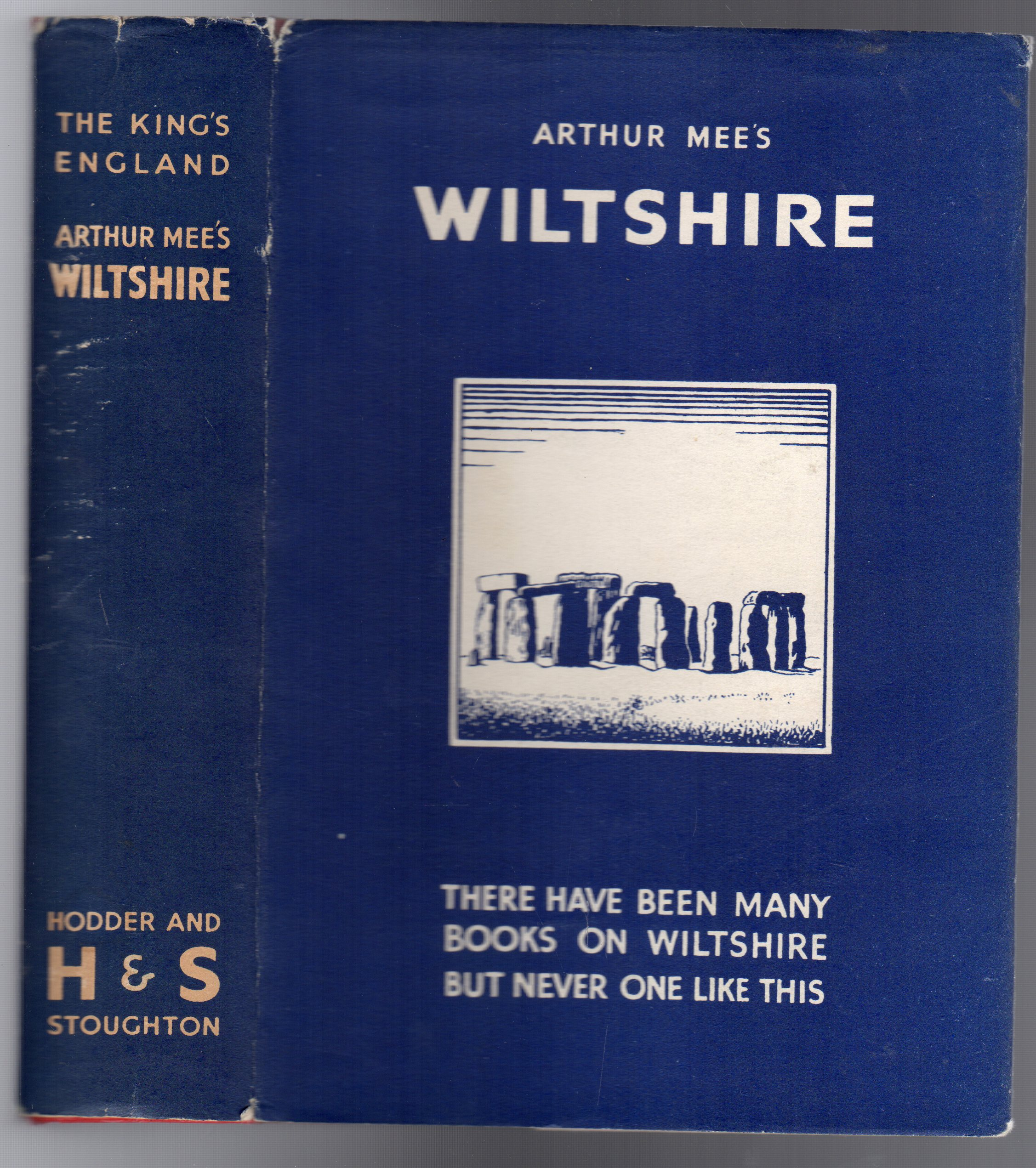 Image for The King's England : Wiltshire - Cradle of Our Civilisation