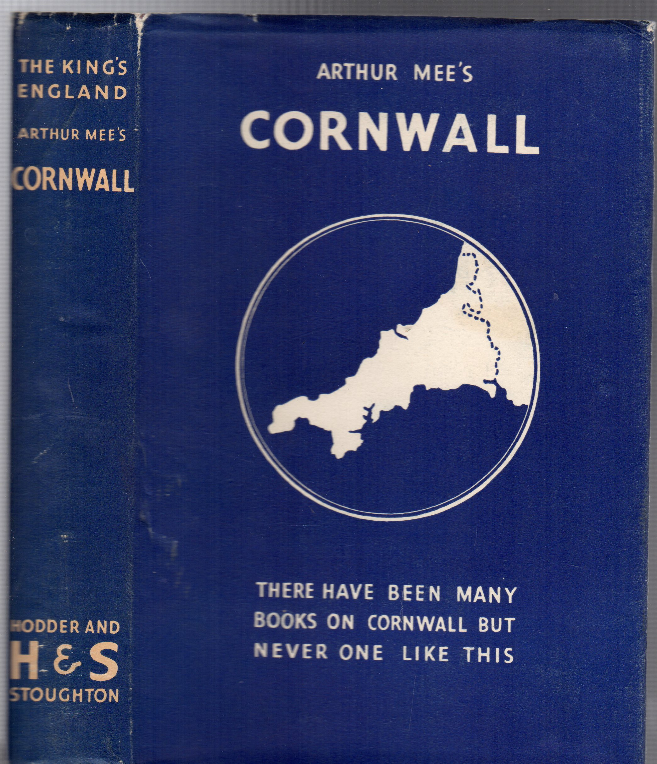 Image for The King's England : Cornwall - England's Farthest South