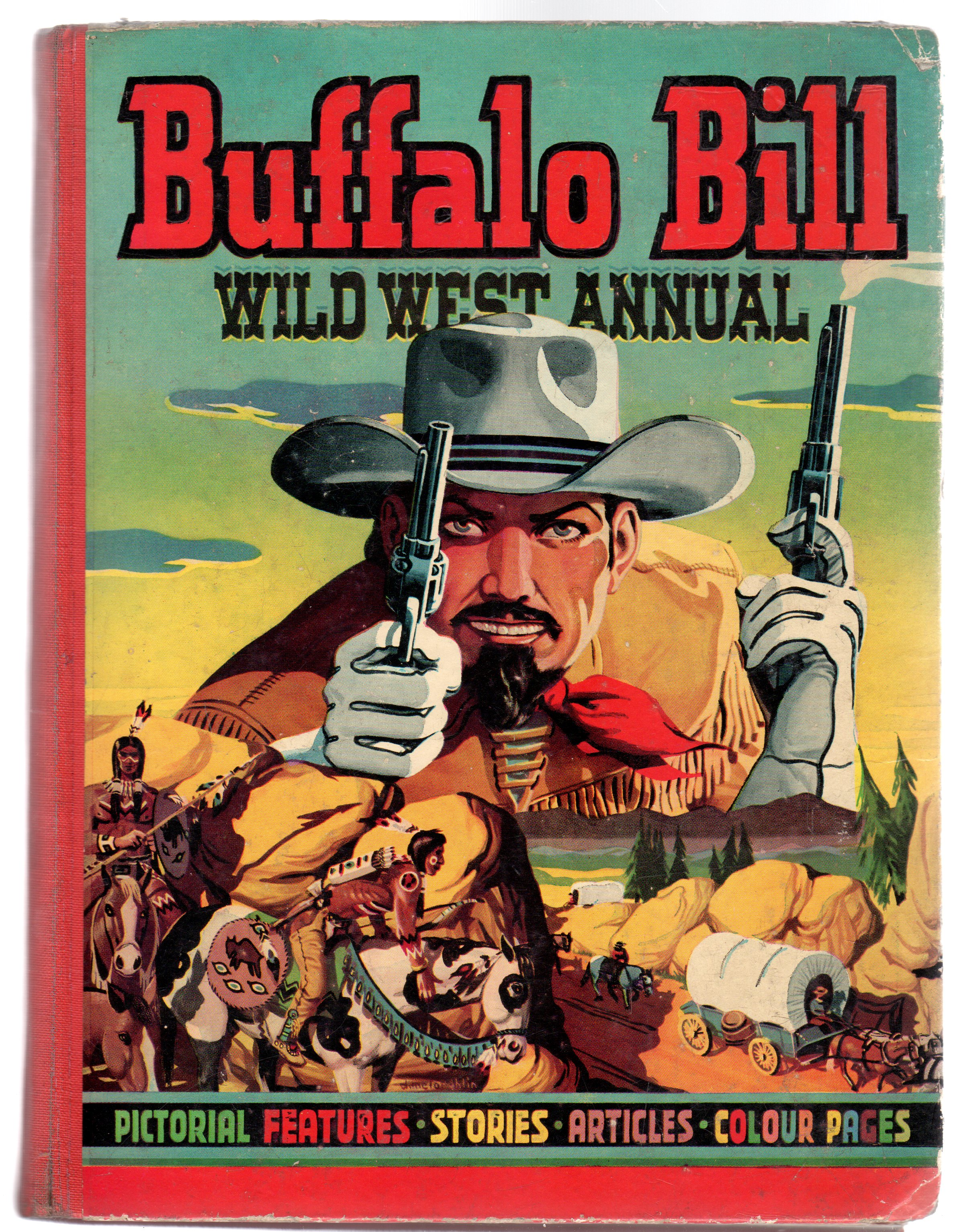 Image for Buffalo Bill Annual 1955