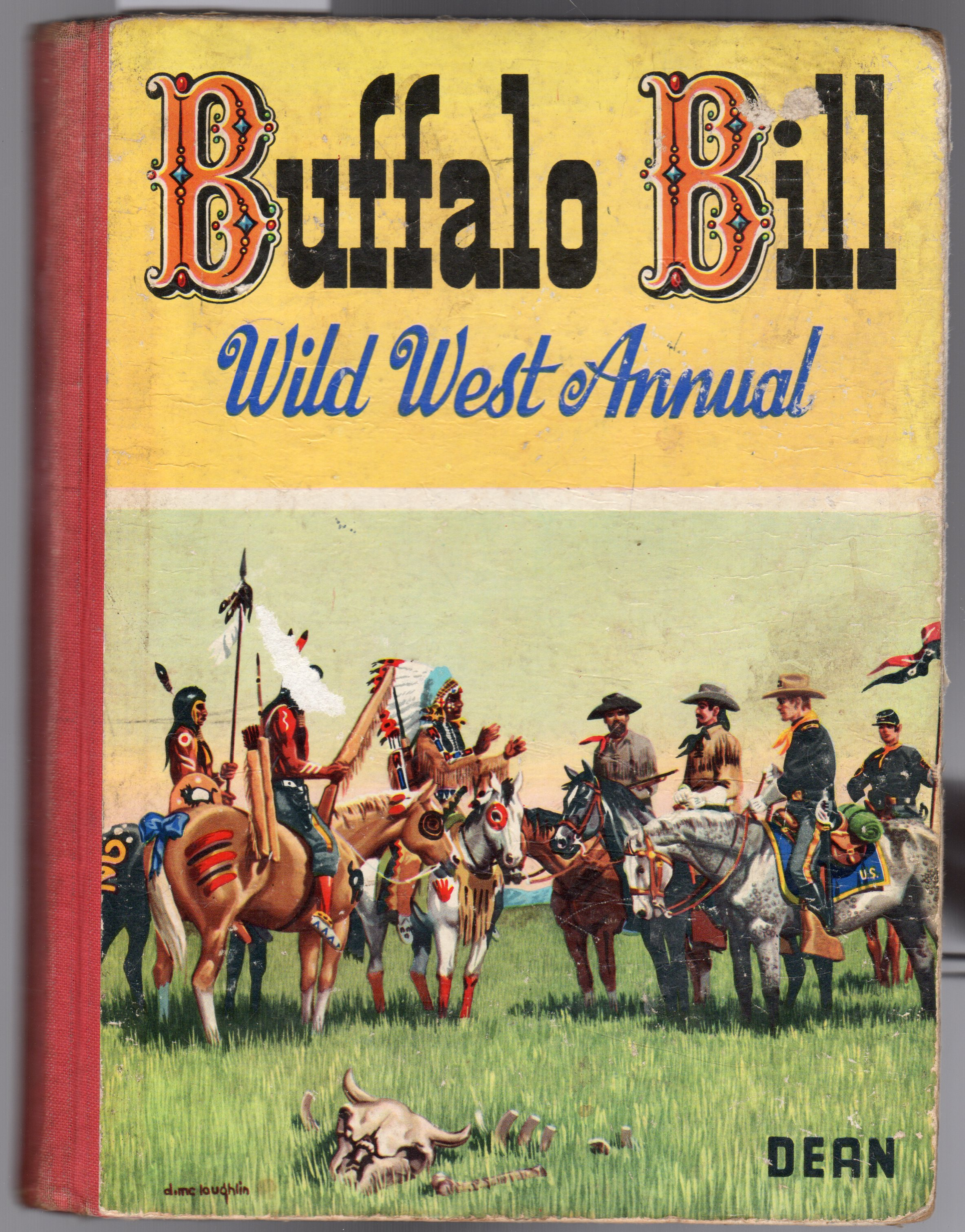 Image for Buffalo Bill Wild West Annual 1959