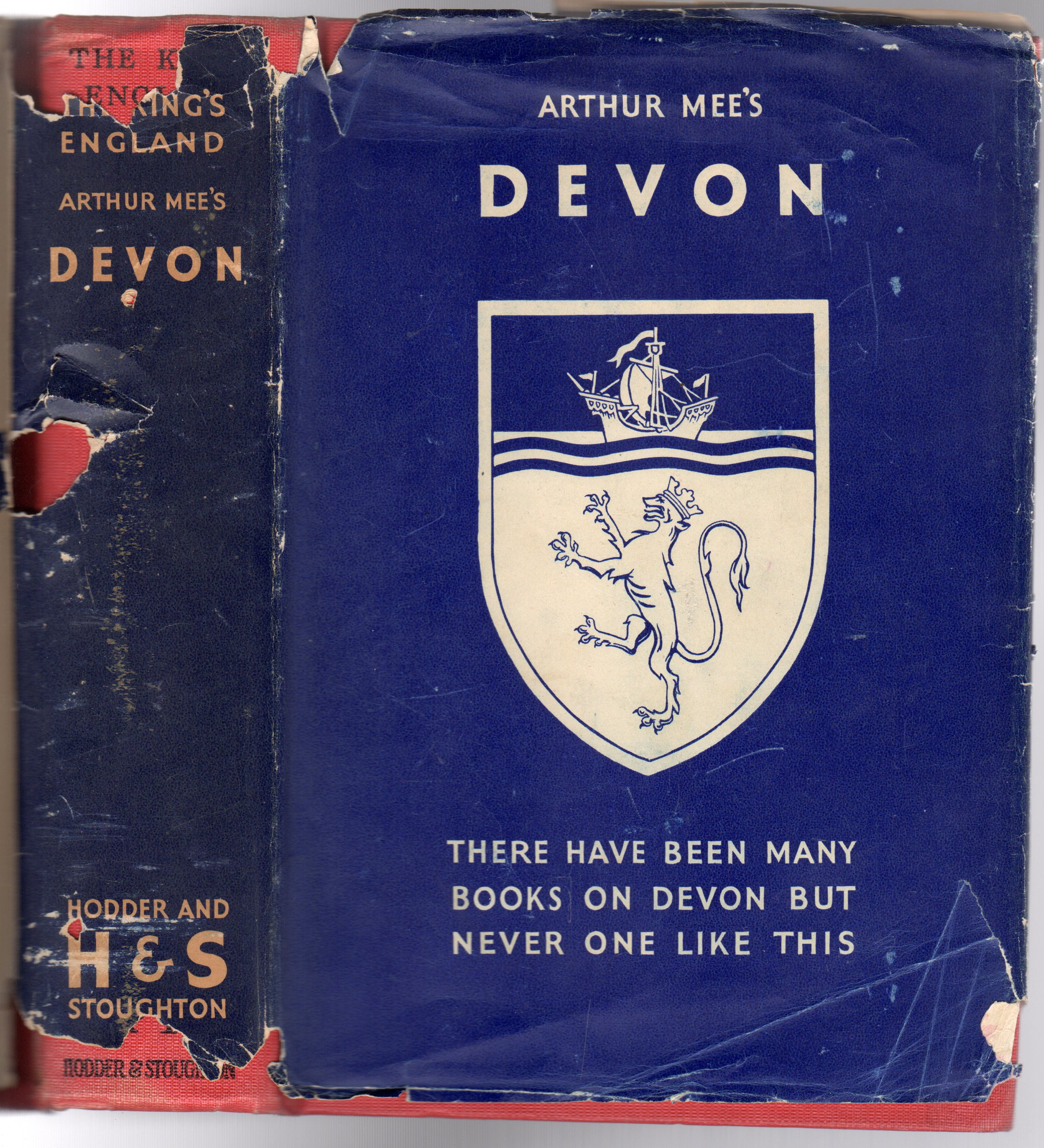 Image for The King's England : Devon - Cradle of our Seamen