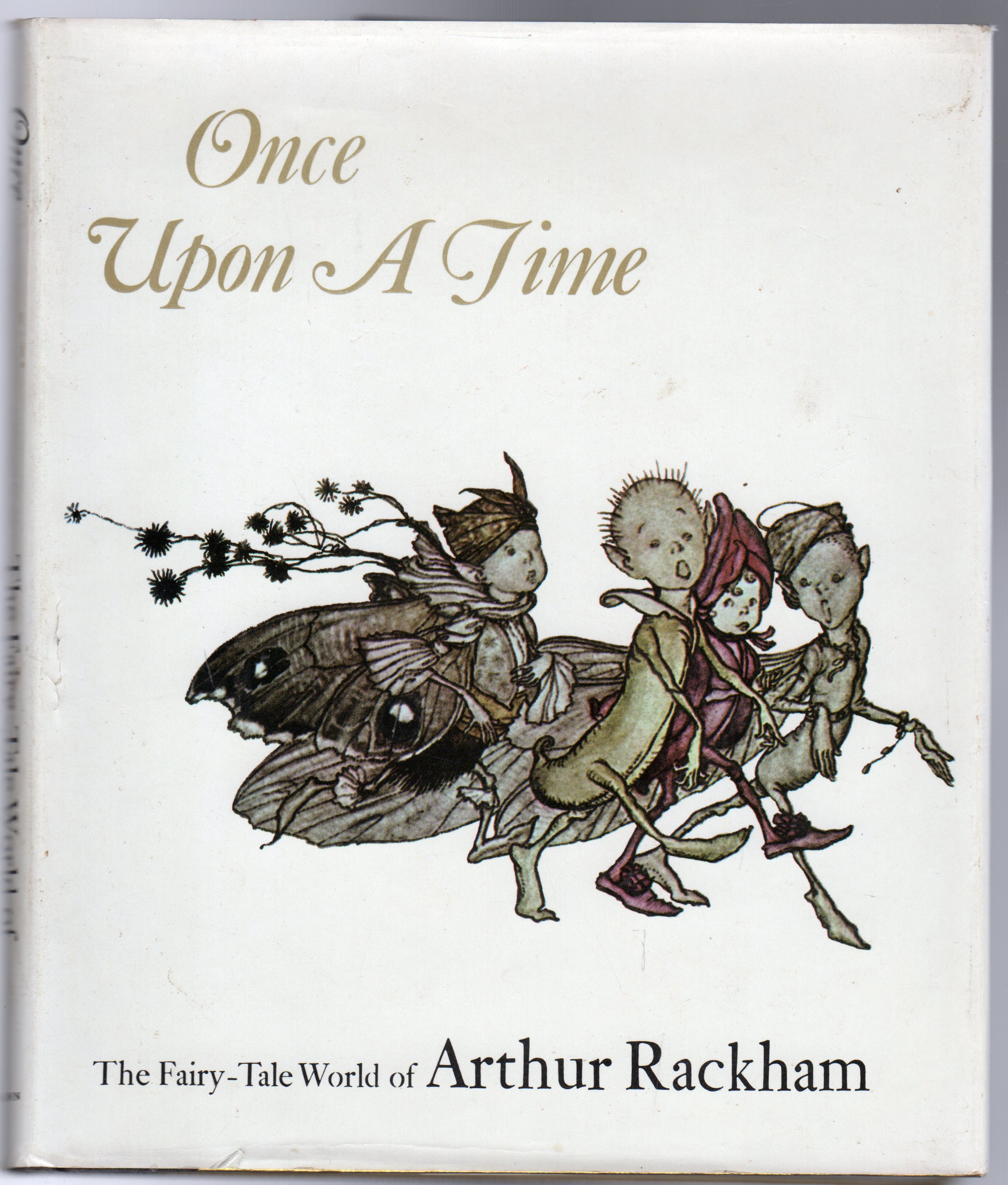 Image for Once Upon a Time : The Fairy-Tale World of Arthur Rackham