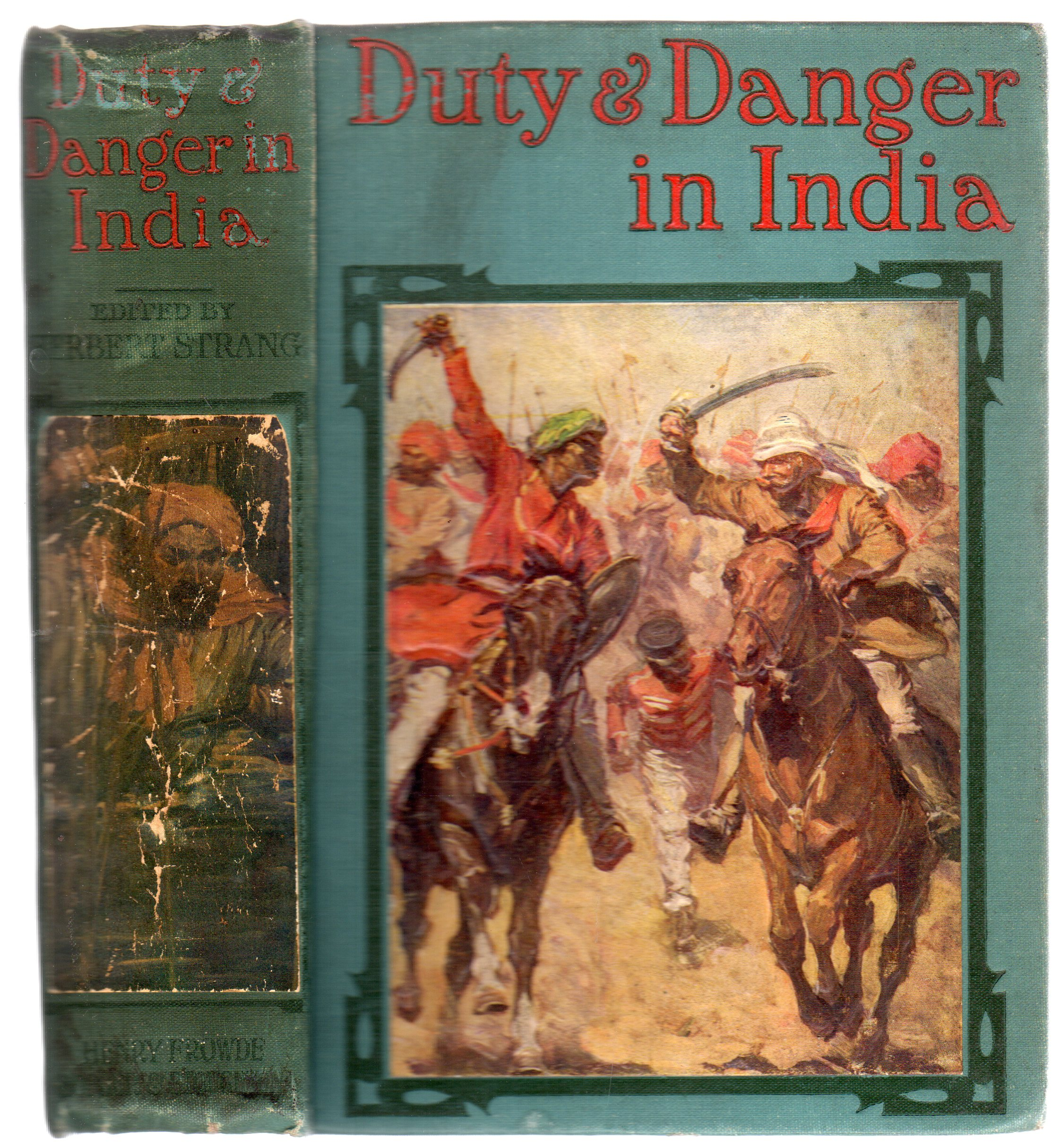 Image for Duty and Danger in India
