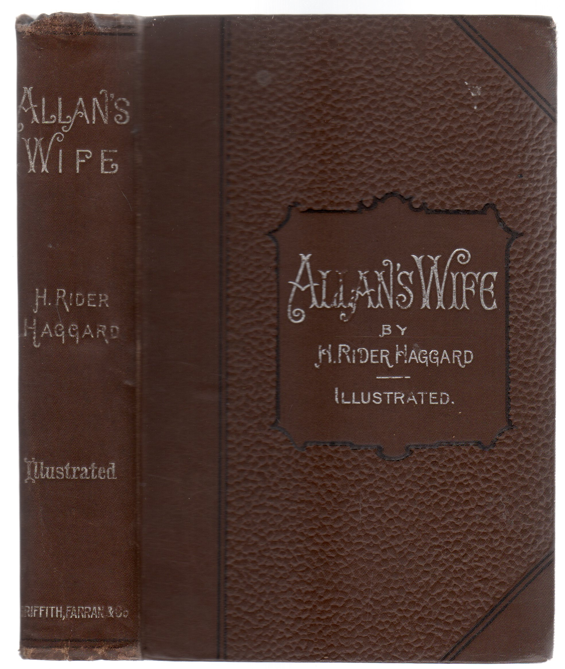 Image for Allan's Wife and Other Tales