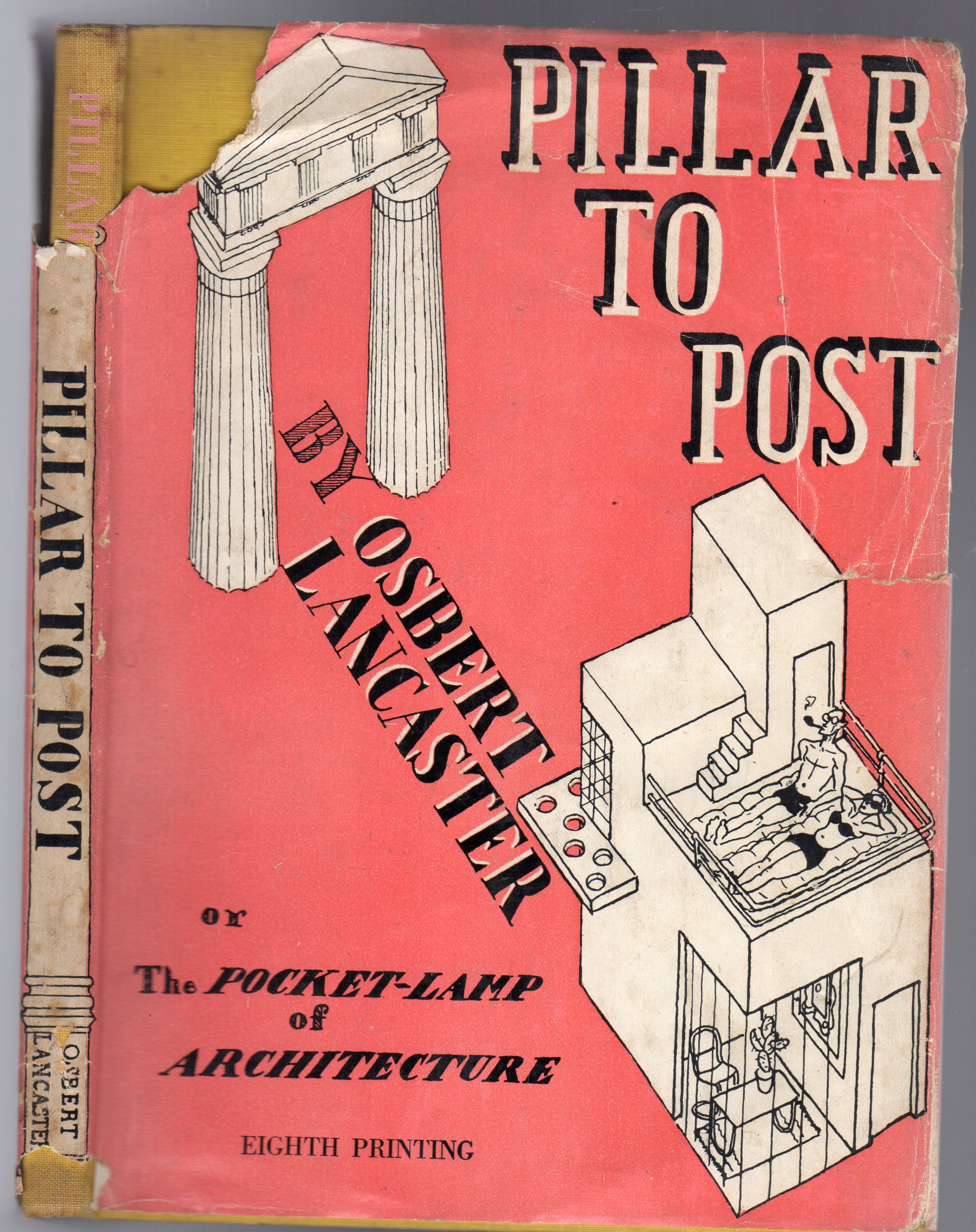 Image for Pillar to Post : English Architecture Without Tears