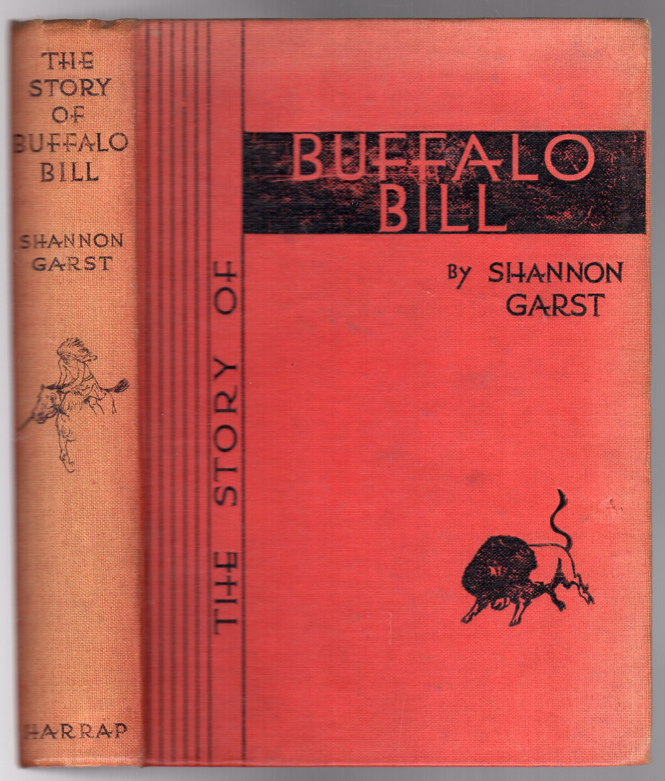 Image for The Story of Buffalo Bill