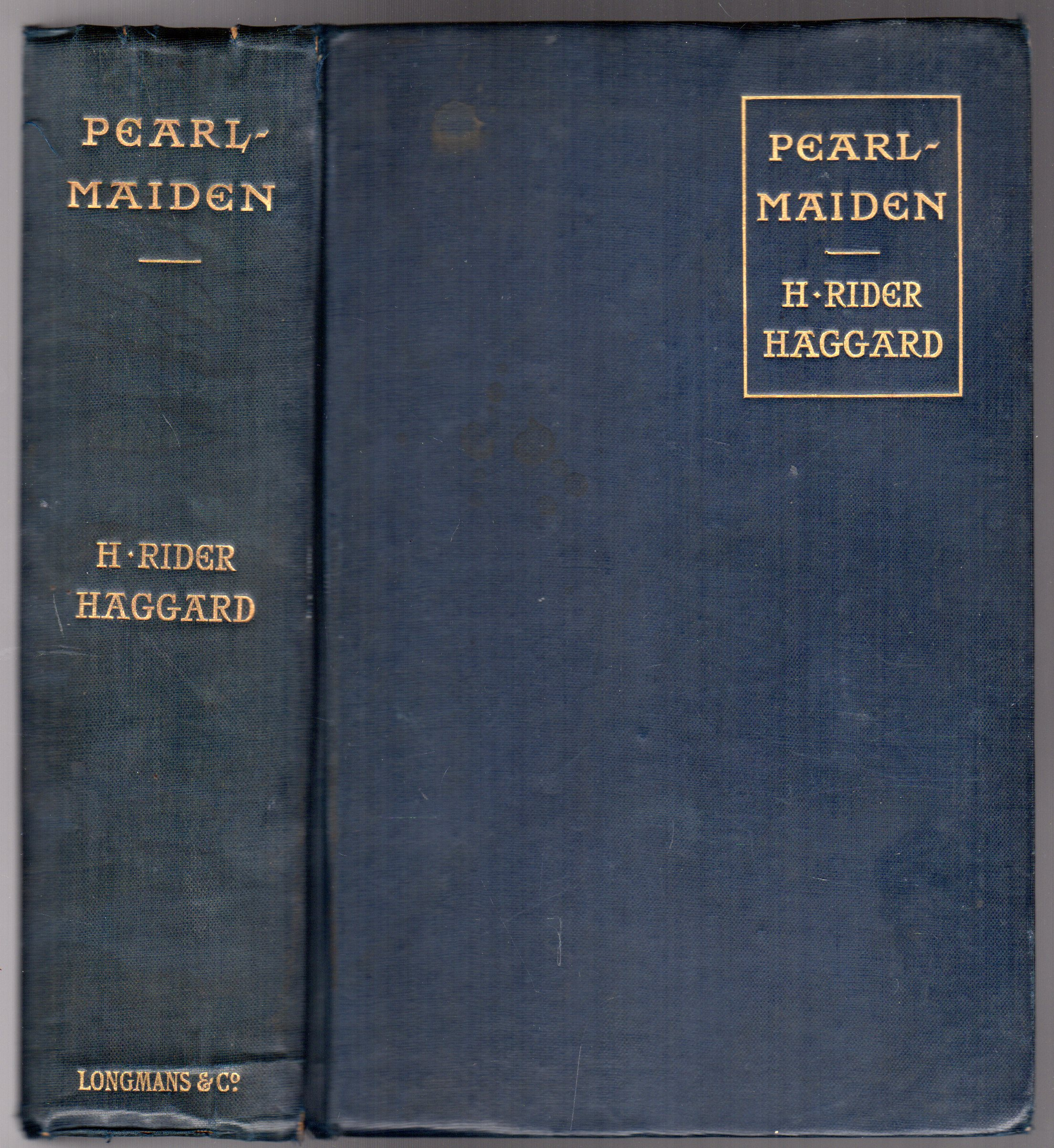 Image for Pearl Maiden - A Tale of the Fall of Jerusalem