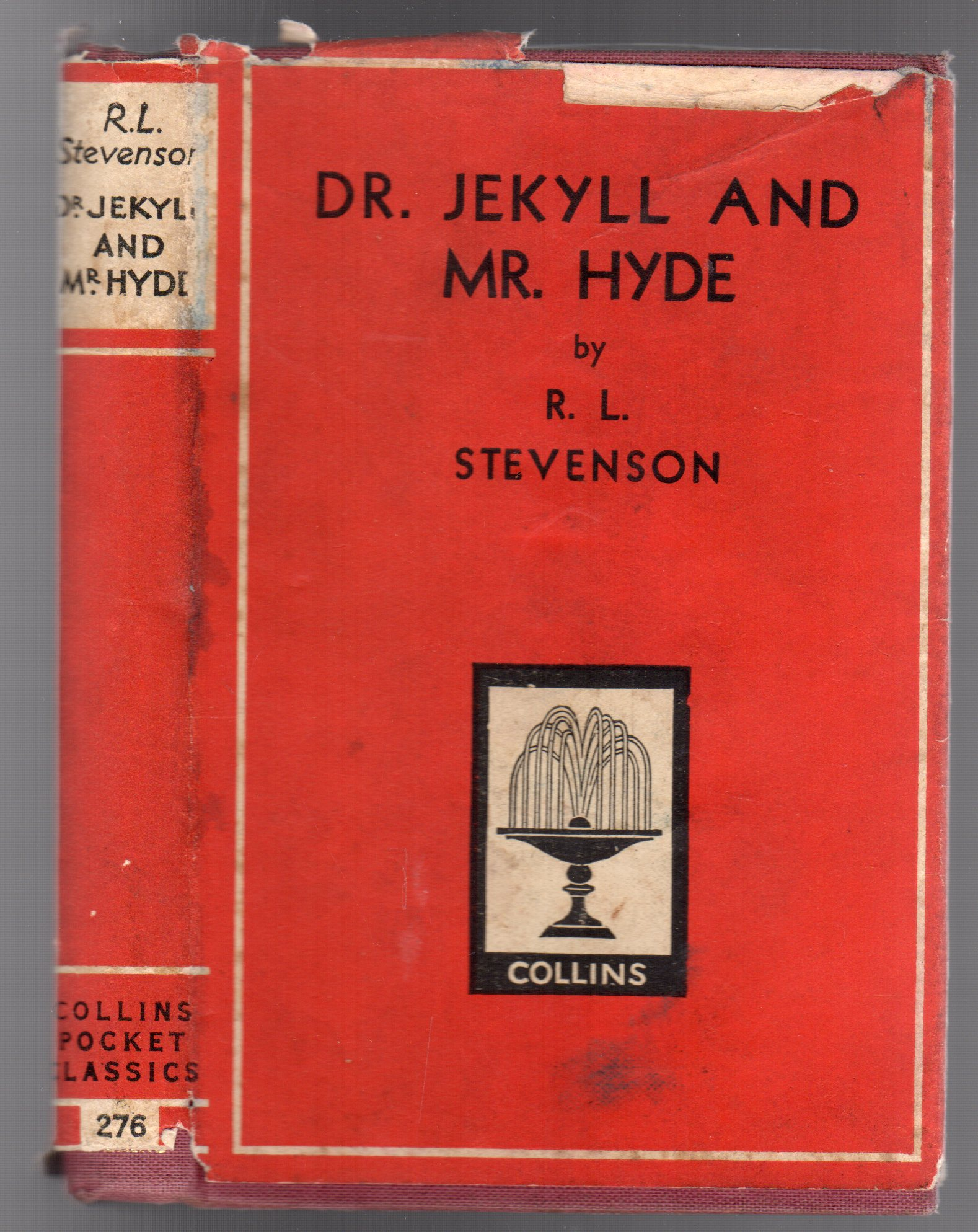 Image for Dr. Jekylll and Mr. Hyde