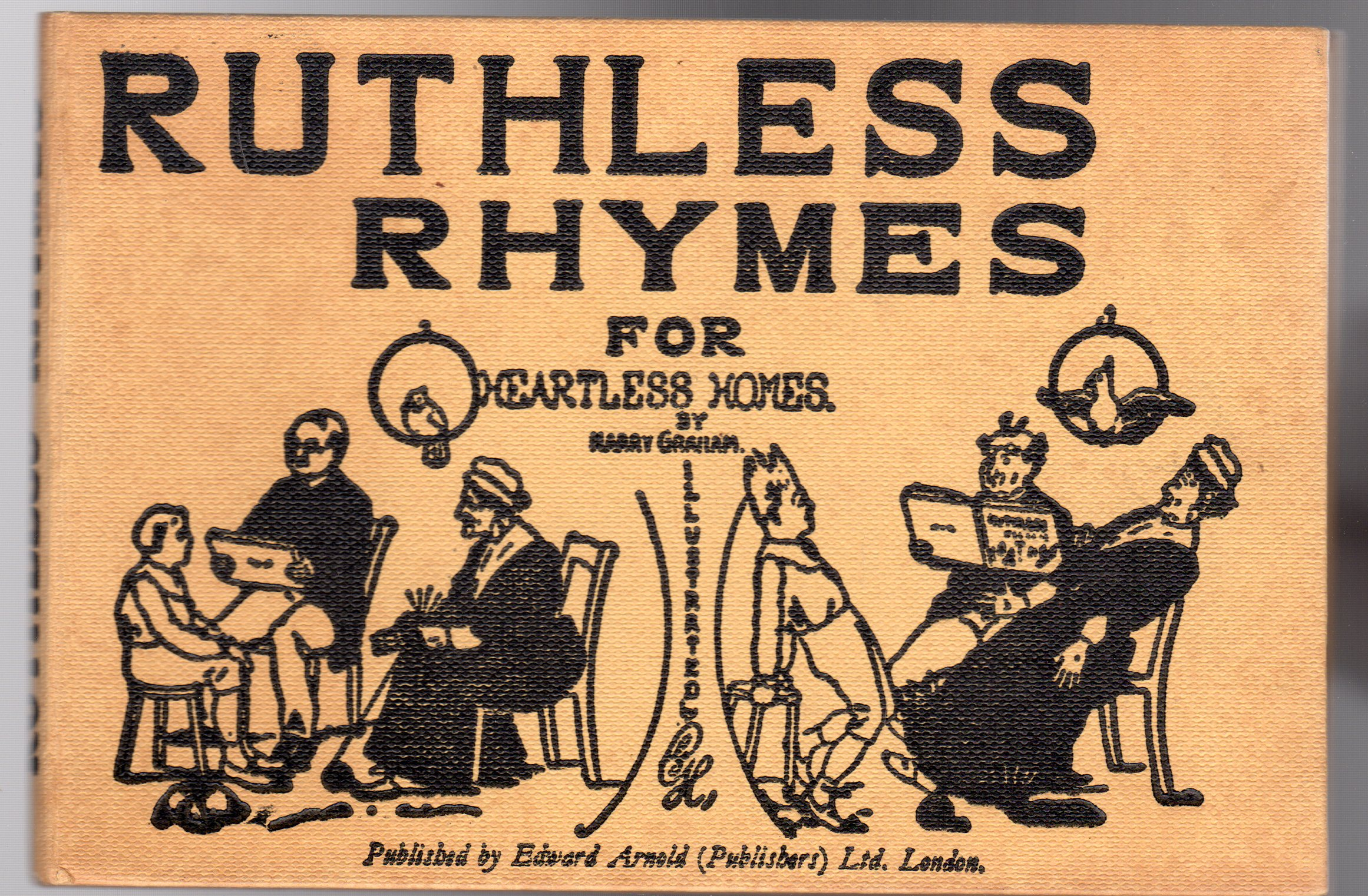 Image for Ruthless Rhymes for Heartless Homes