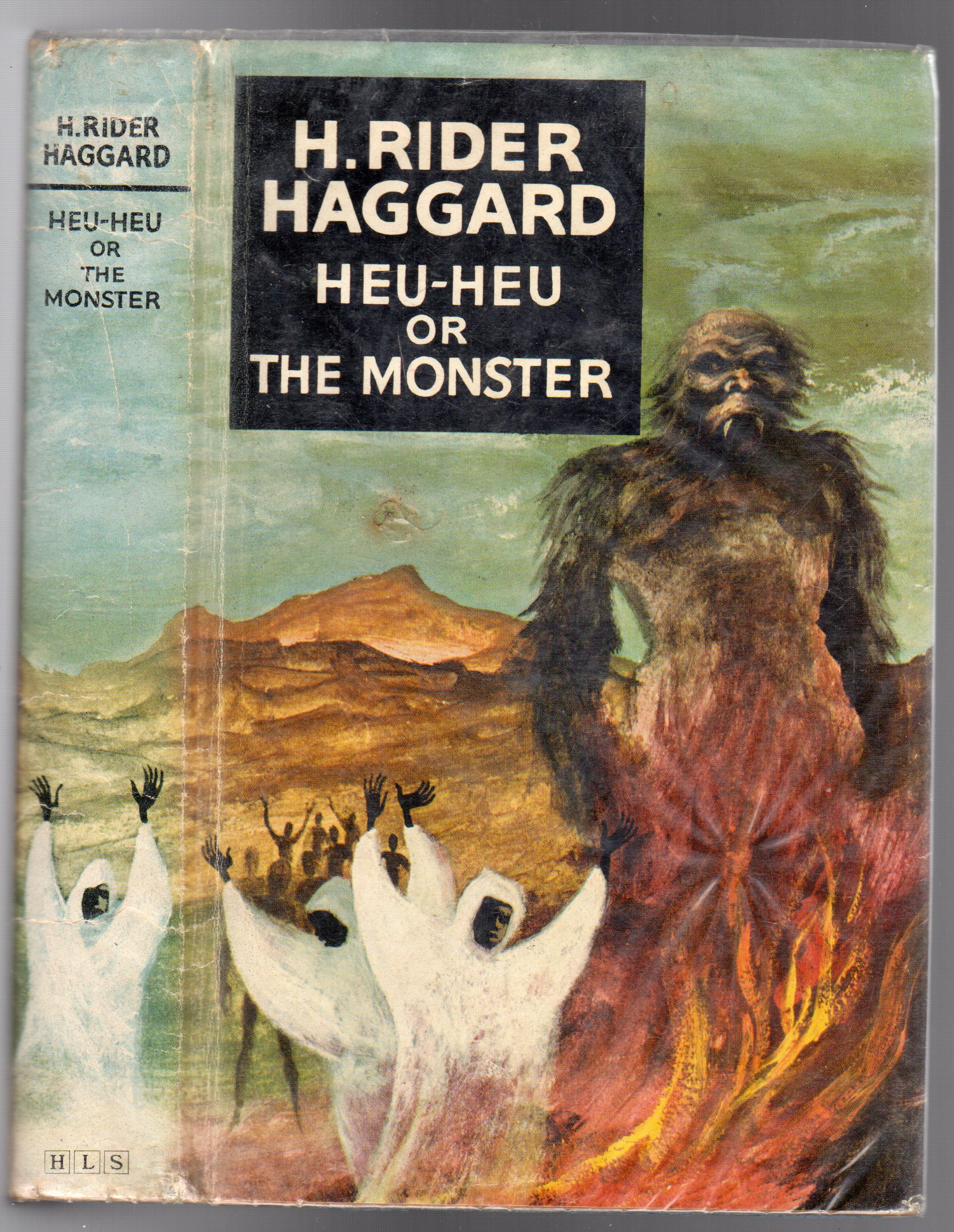 Image for Heu-Heu or The Monster
